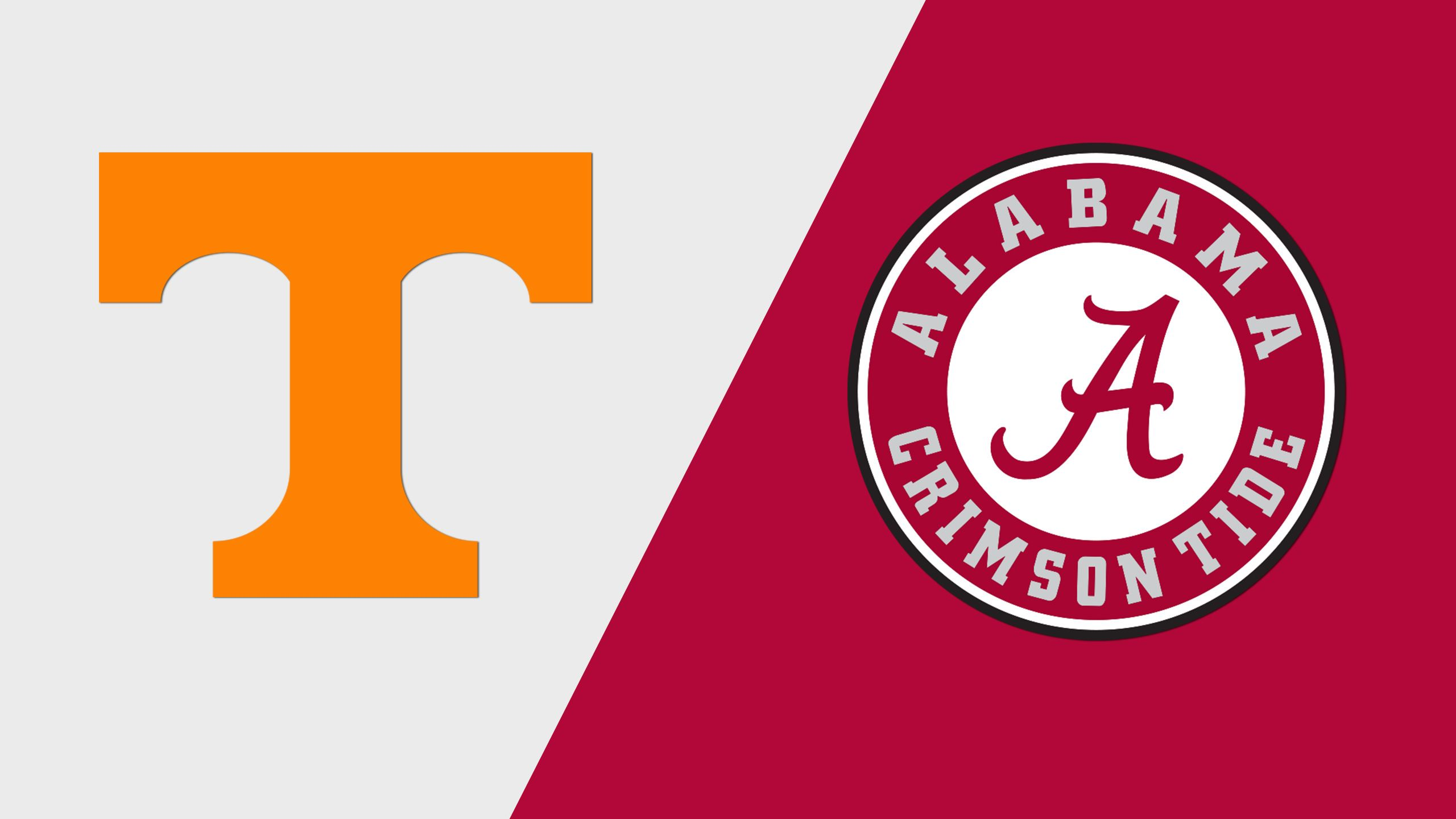 #10 Tennessee vs. #17 Alabama (Softball)
