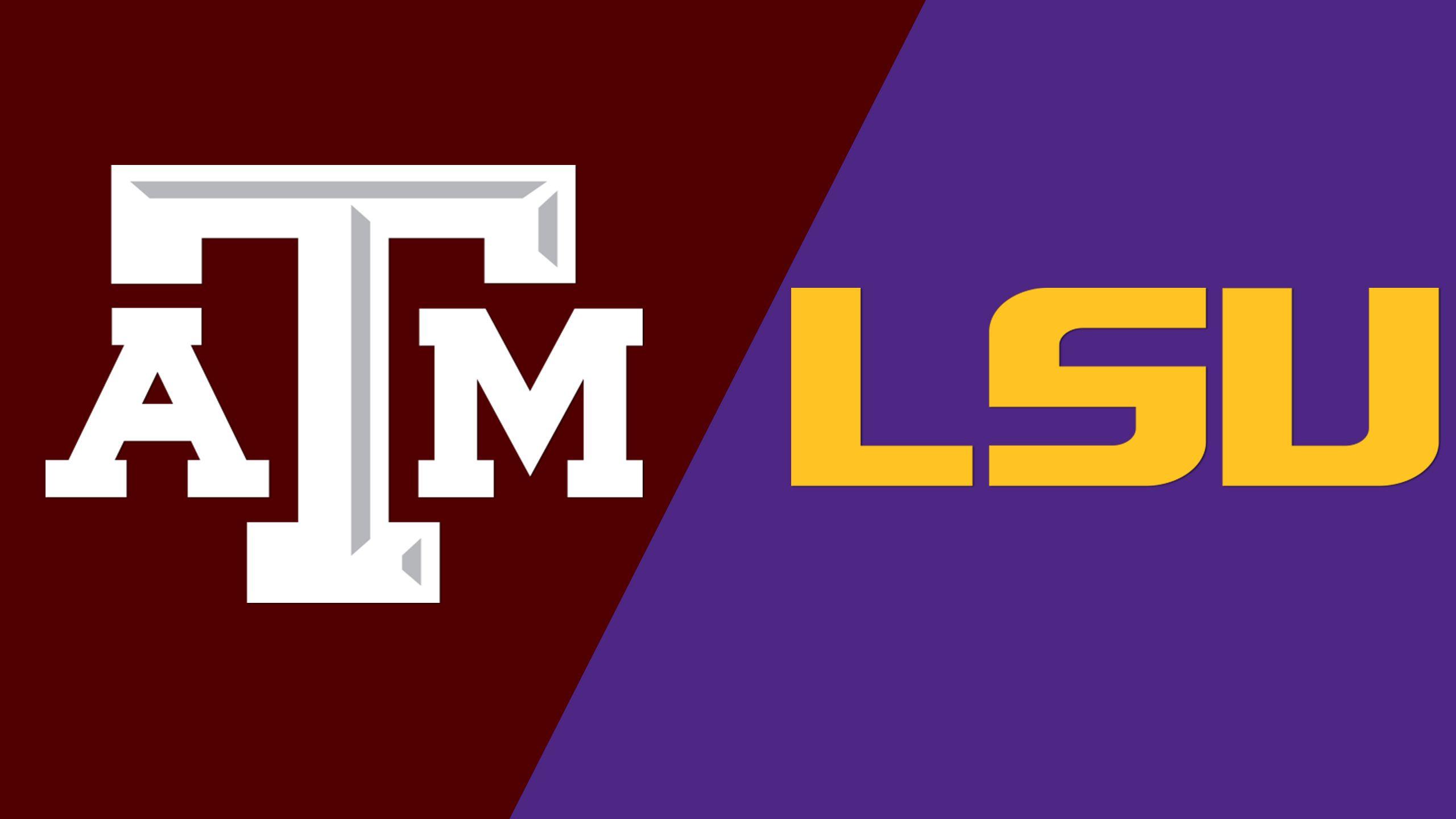 #9 Texas A&M vs. #15 LSU (Softball)