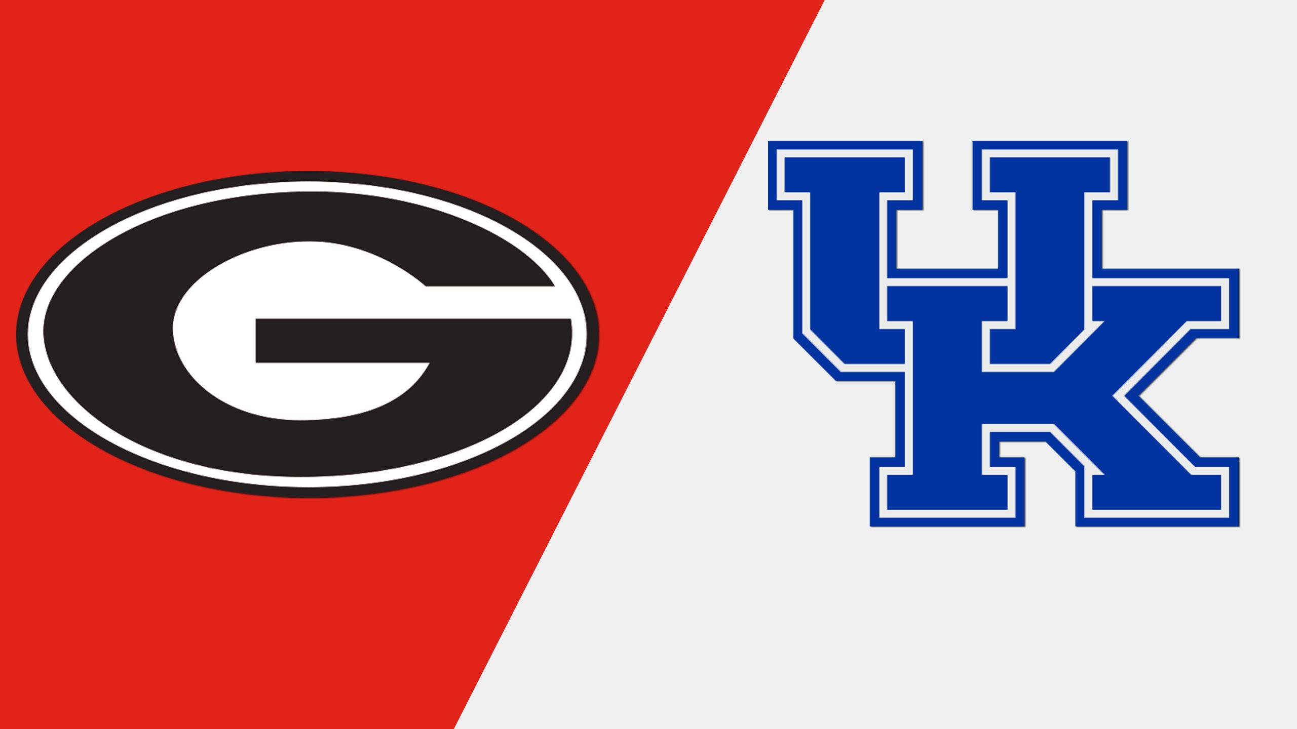 #7 Georgia vs. #18 Kentucky (Softball)