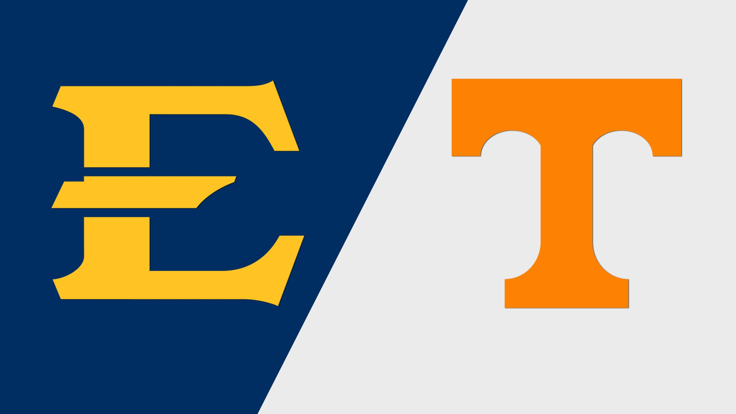 East Tennessee State vs. #10 Tennessee (Softball)