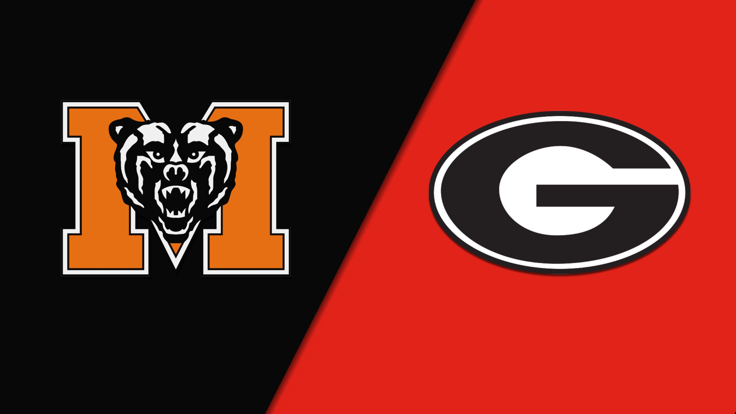 Mercer vs. #5 Georgia (Softball)