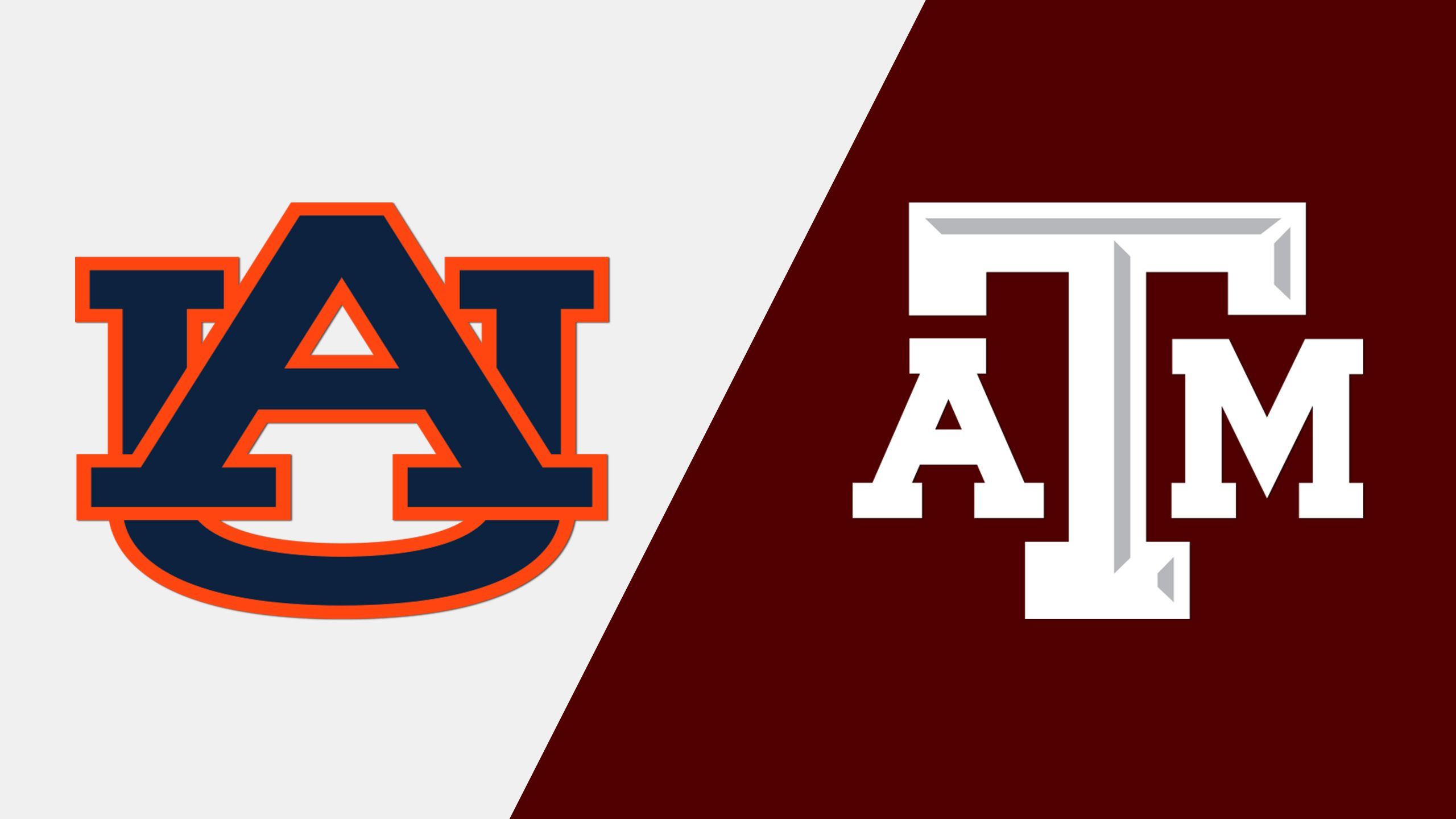 #15 Auburn vs. #12 Texas A&M (Softball)