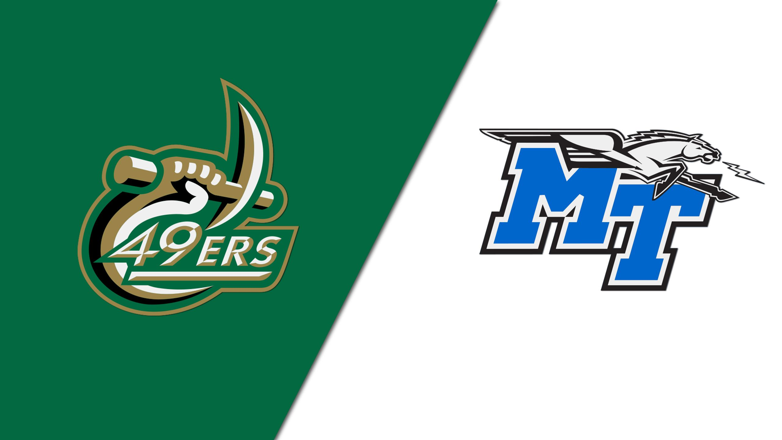 Charlotte vs. Middle Tennessee (Softball)