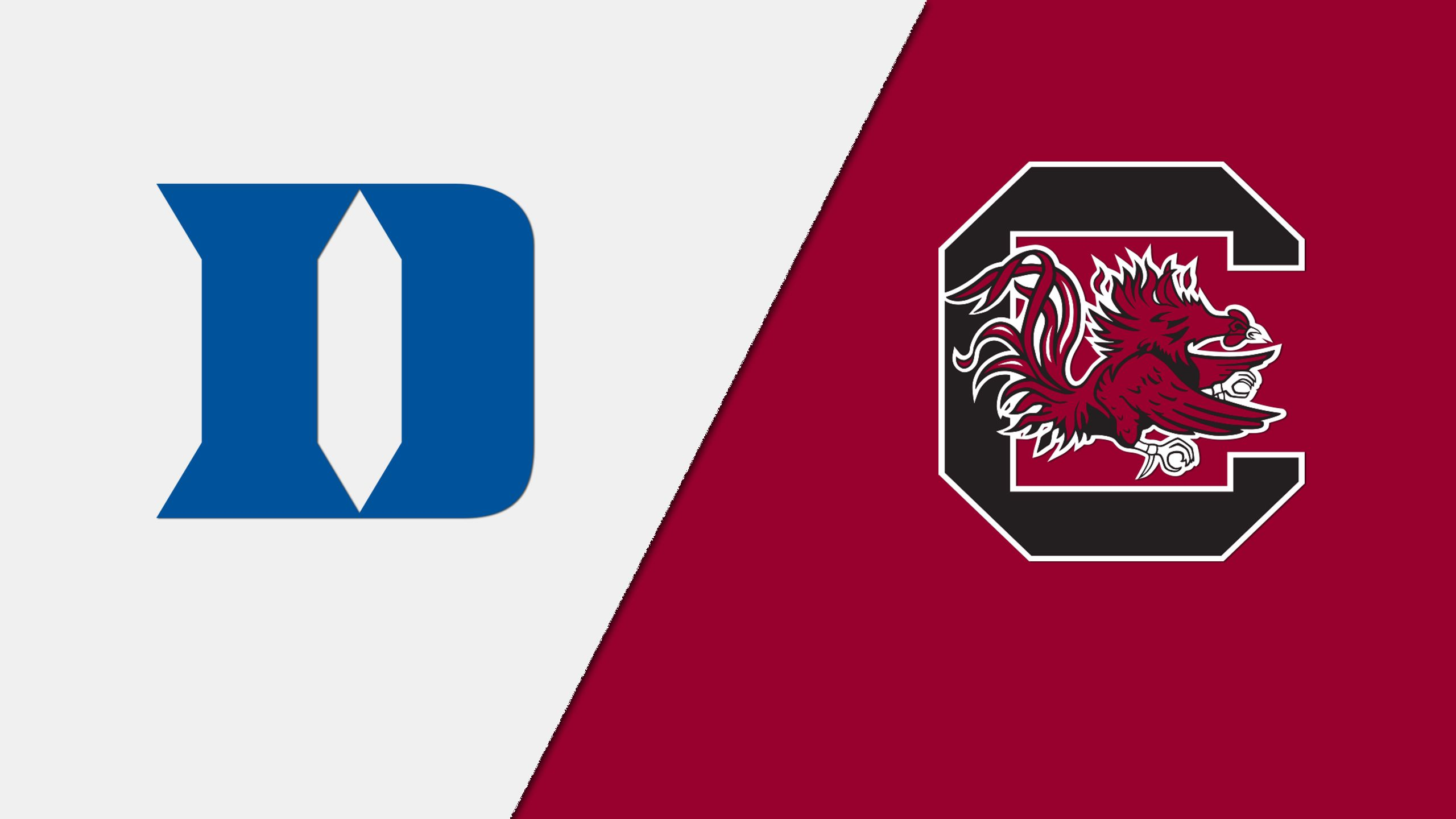 Duke vs. #15 South Carolina (Softball)