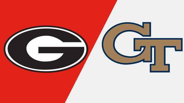 #5 Georgia vs. Georgia Tech (Softball)