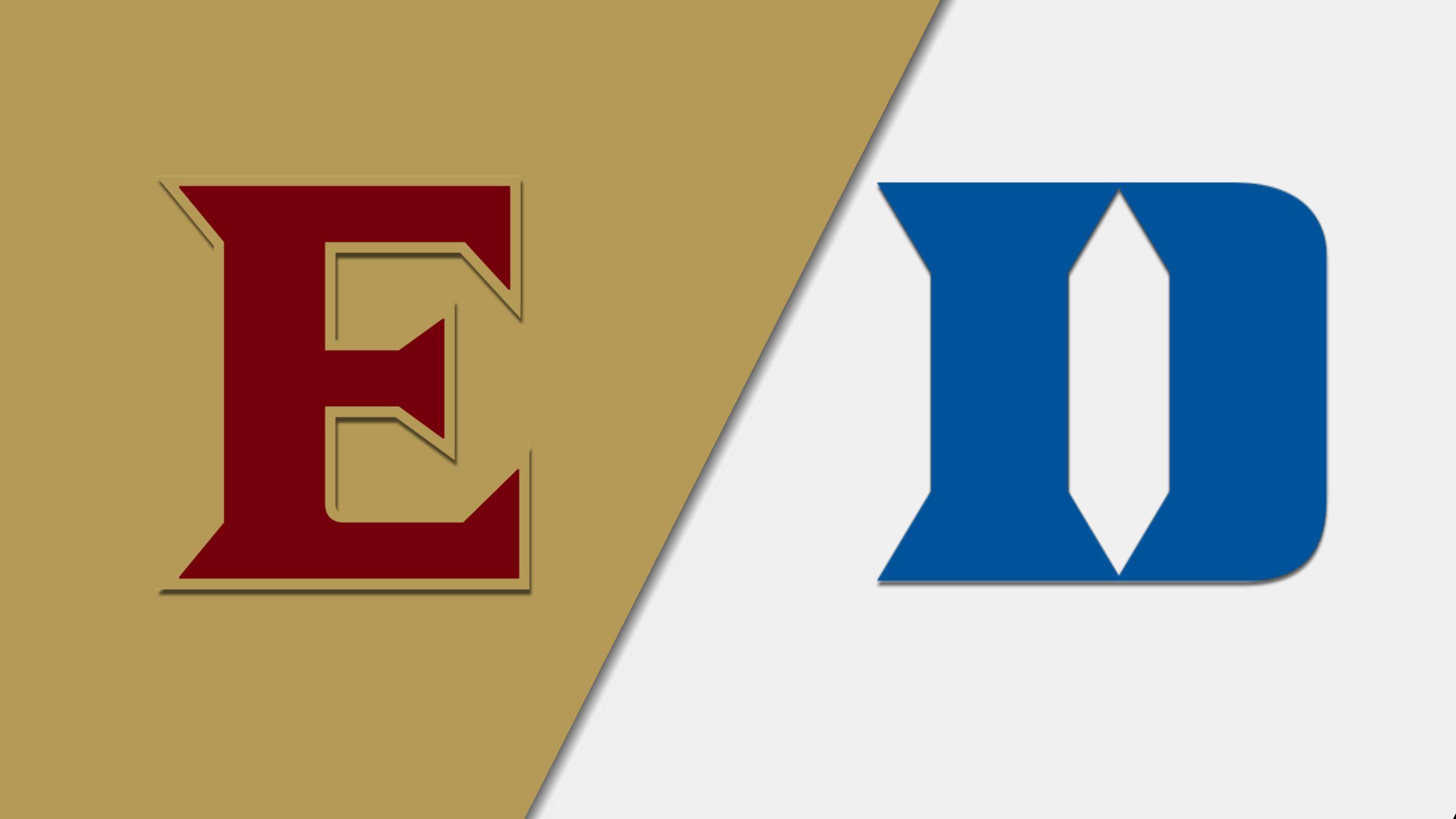 Elon vs. Duke (Softball)