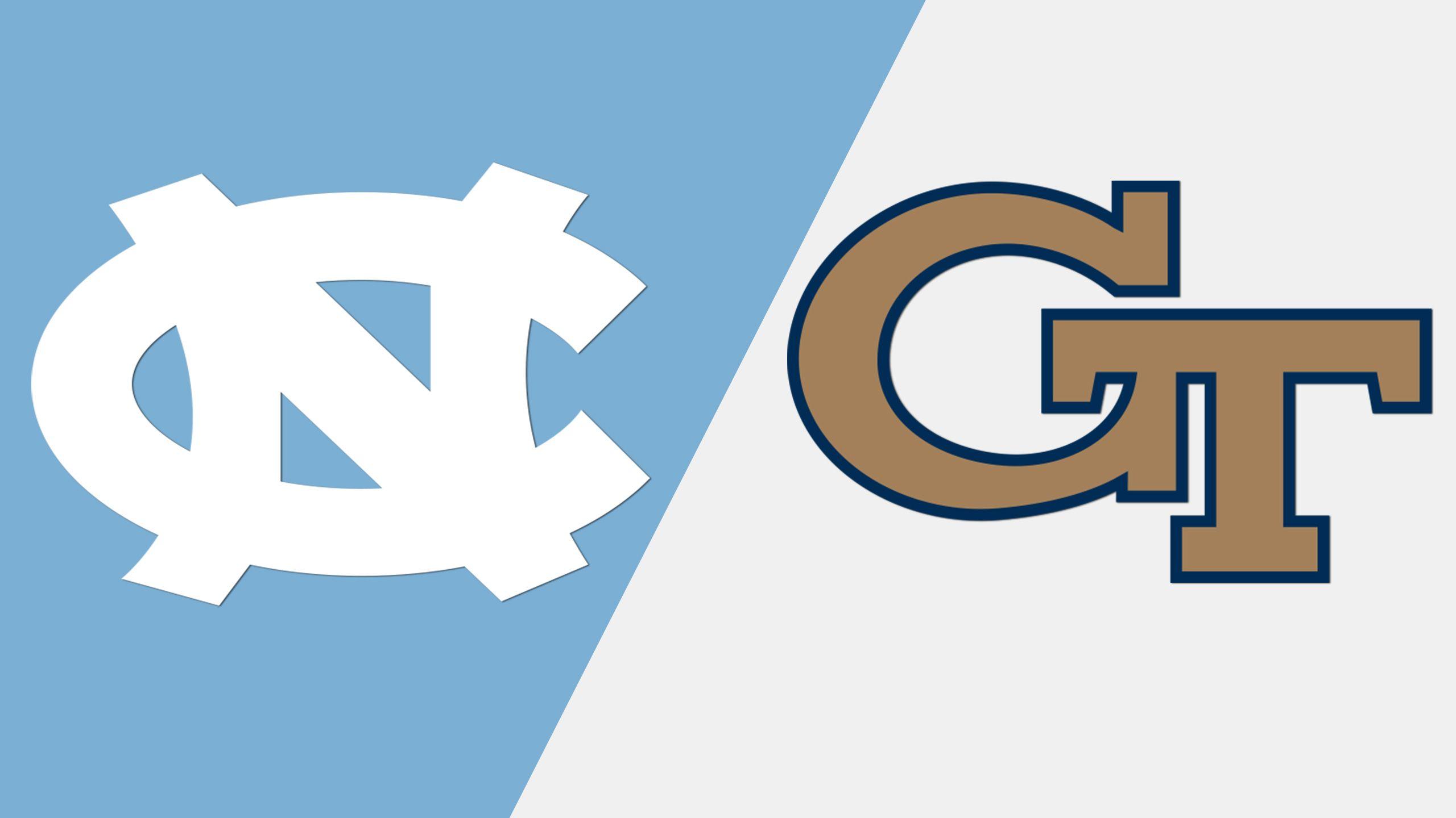 North Carolina vs. Georgia Tech (Softball)