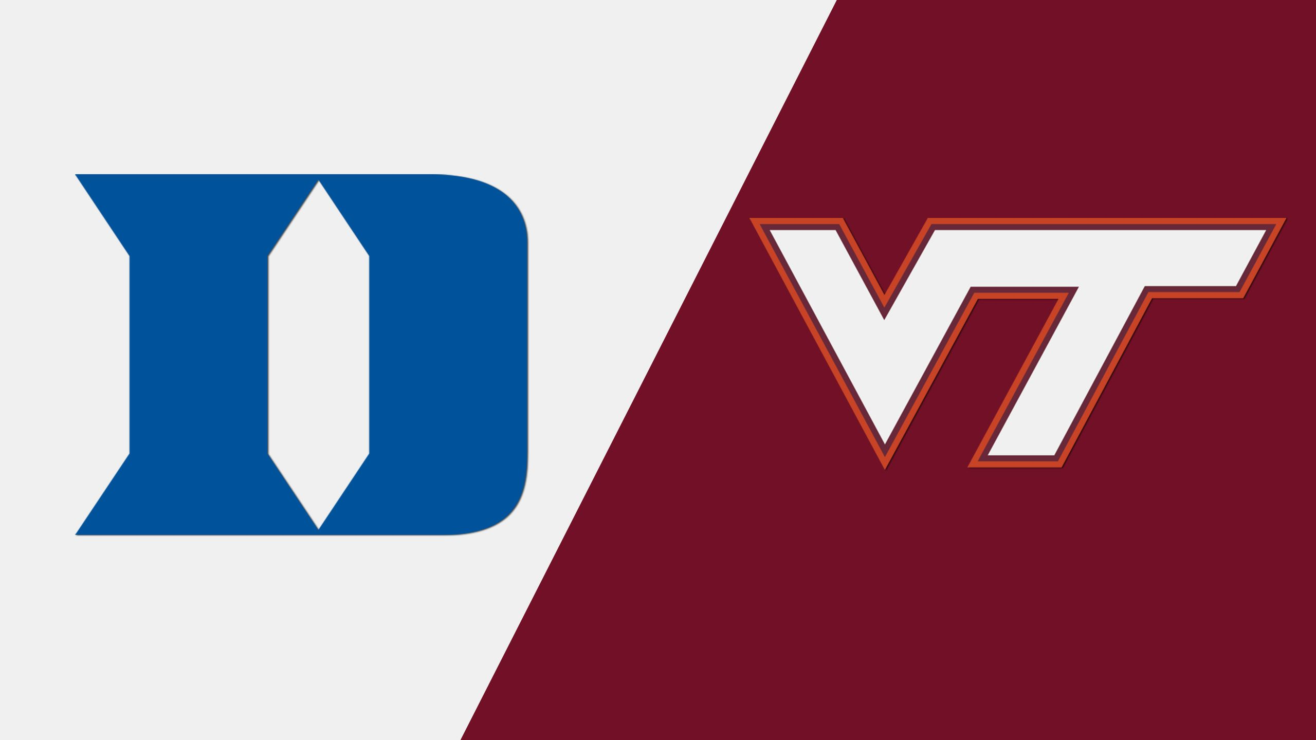Duke vs. Virginia Tech (Softball)