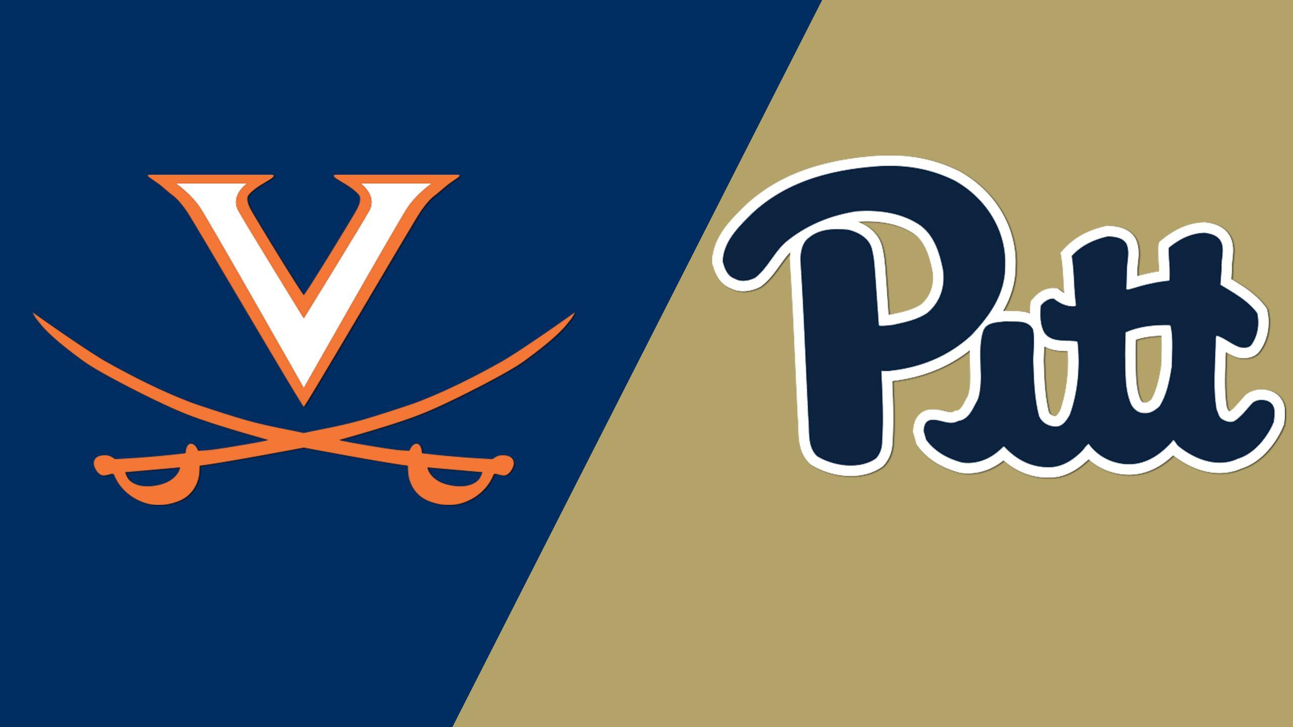 Virginia vs. Pittsburgh (Softball)
