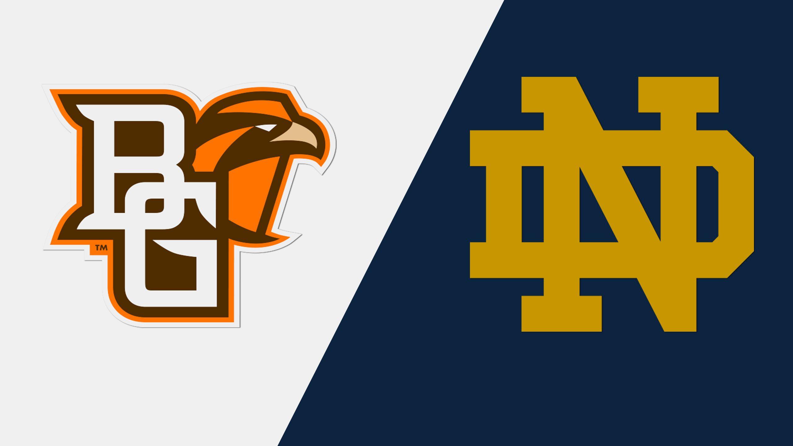 Bowling Green vs. Notre Dame (Softball)