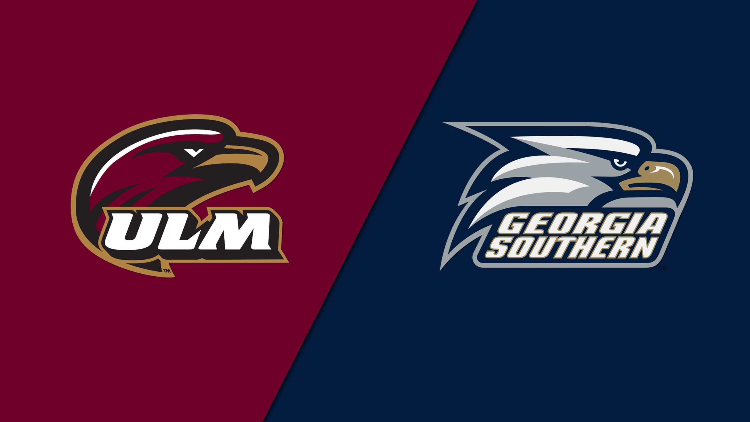 Louisiana-Monroe vs. Georgia Southern (Softball)