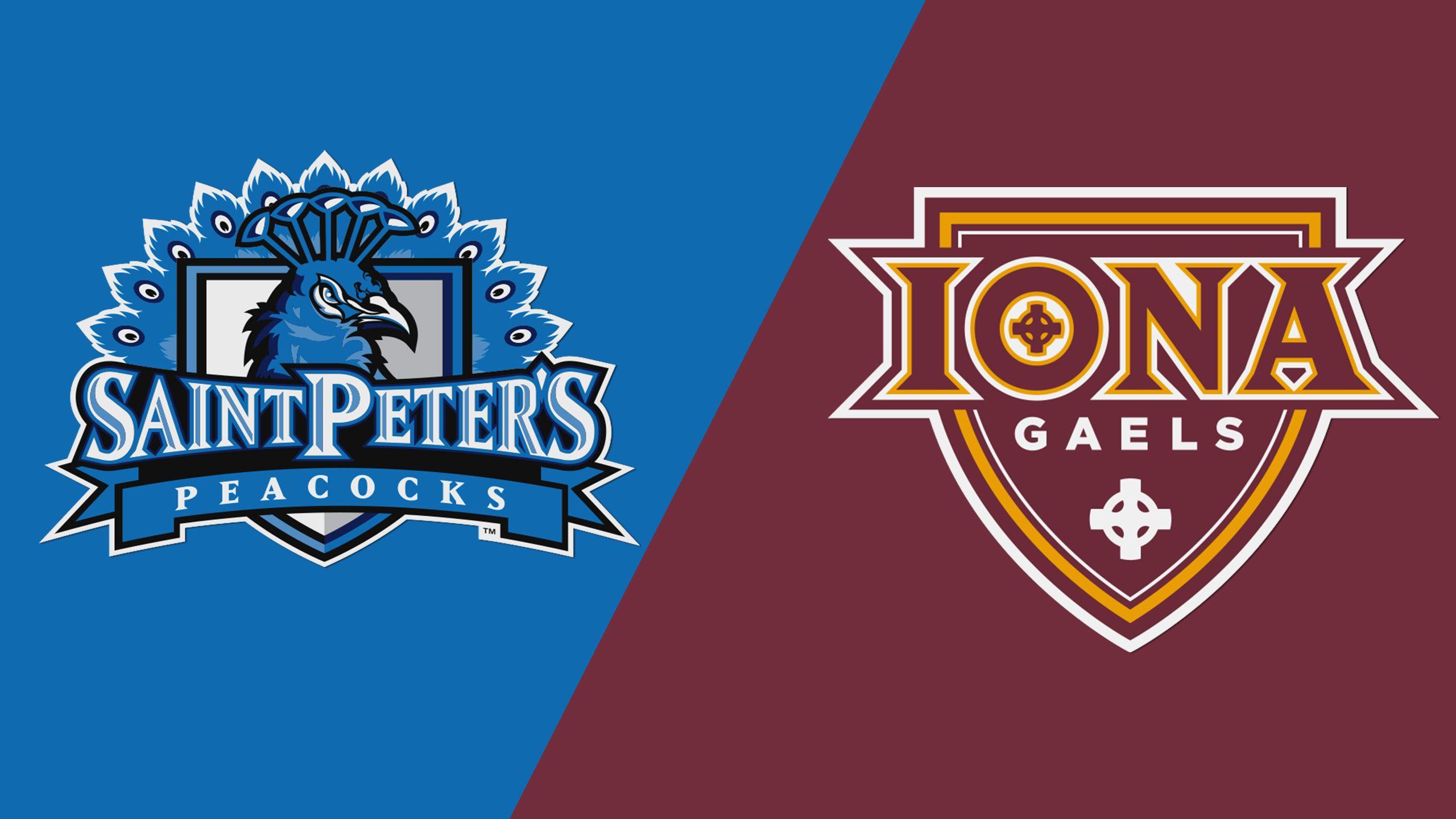 Saint Peter's vs. Iona (Softball)