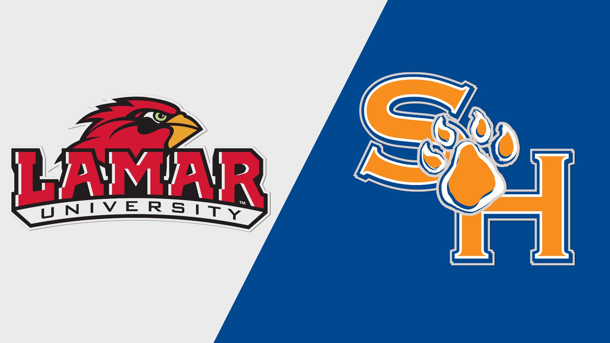 Lamar vs. Sam Houston State (Softball)