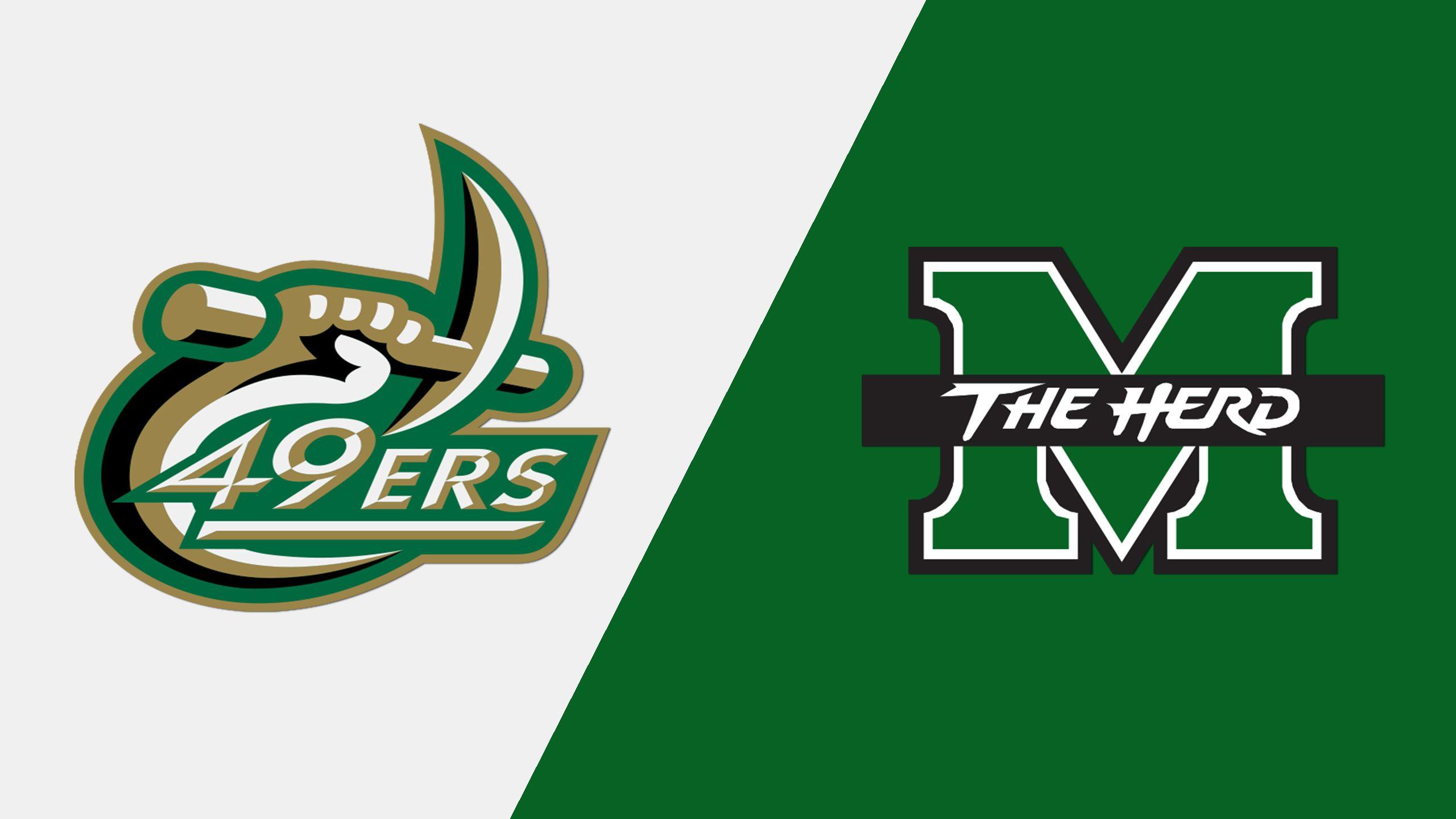 Charlotte vs. Marshall (Softball)