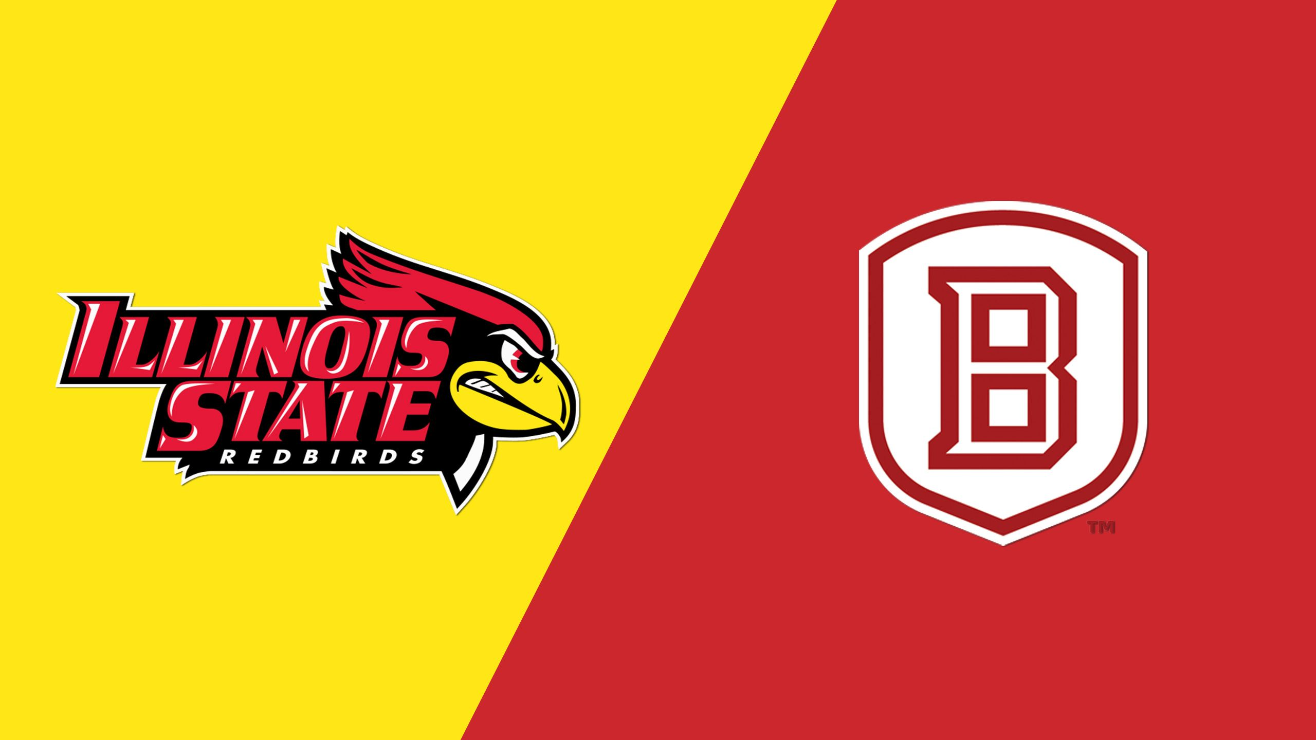 Illinois State vs. Bradley (Softball)