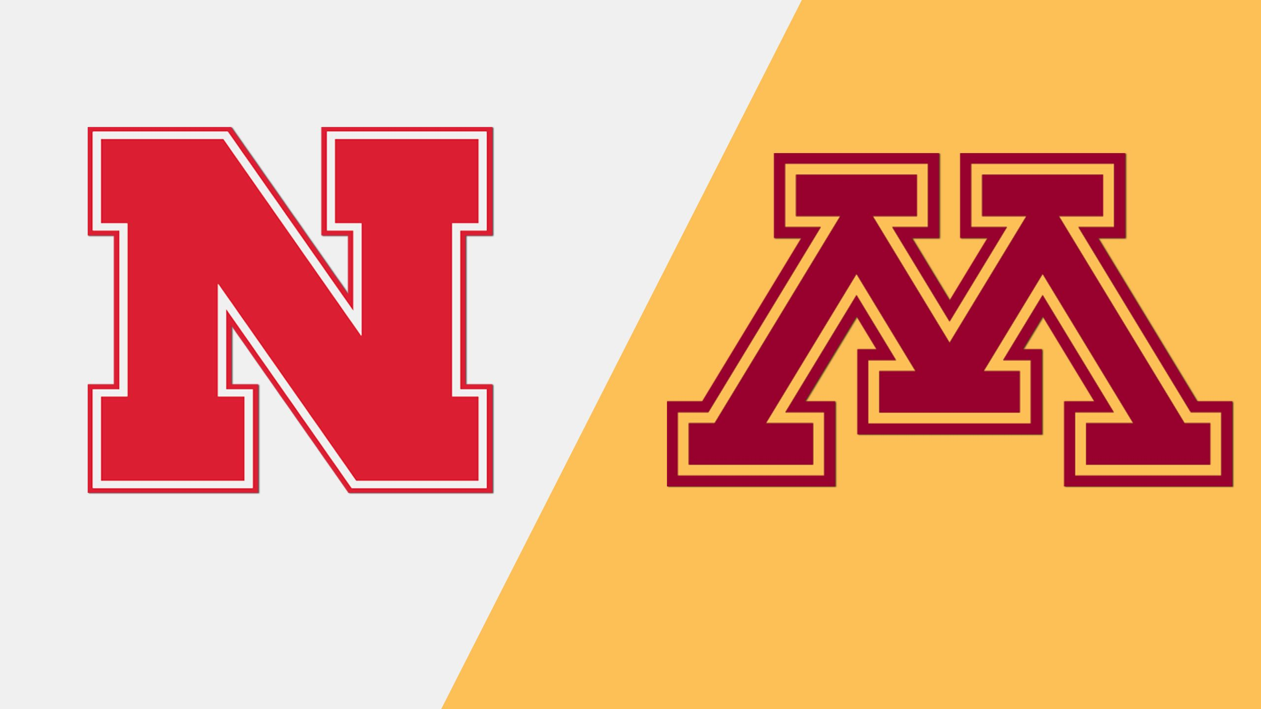 Nebraska vs. Minnesota (Softball)