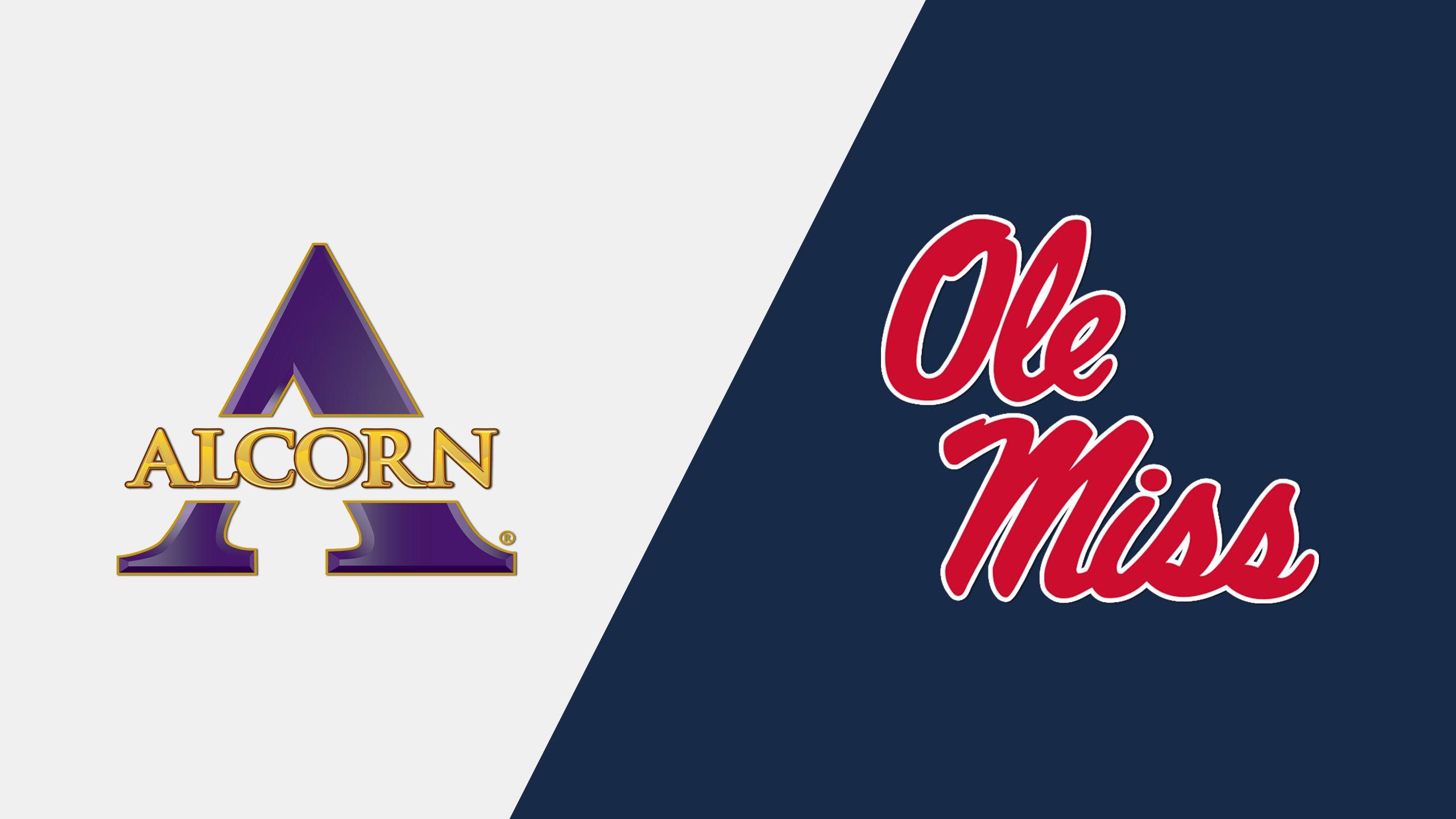 Alcorn State vs. Ole Miss (Softball)