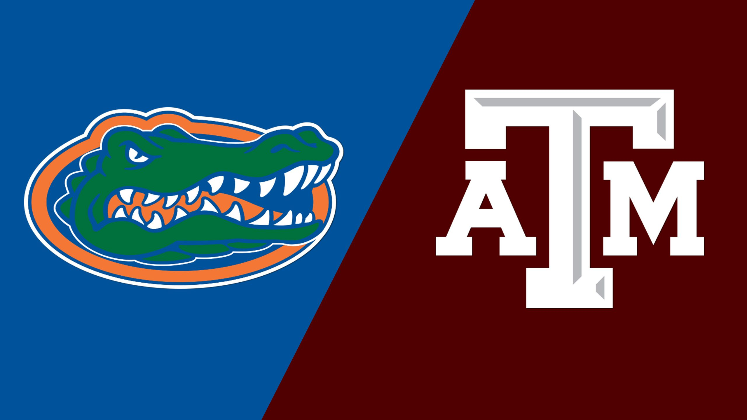 #2 Florida vs. #15 Texas A&M (Site 1 / Game 2) (NCAA Softball Championship) (re-air)