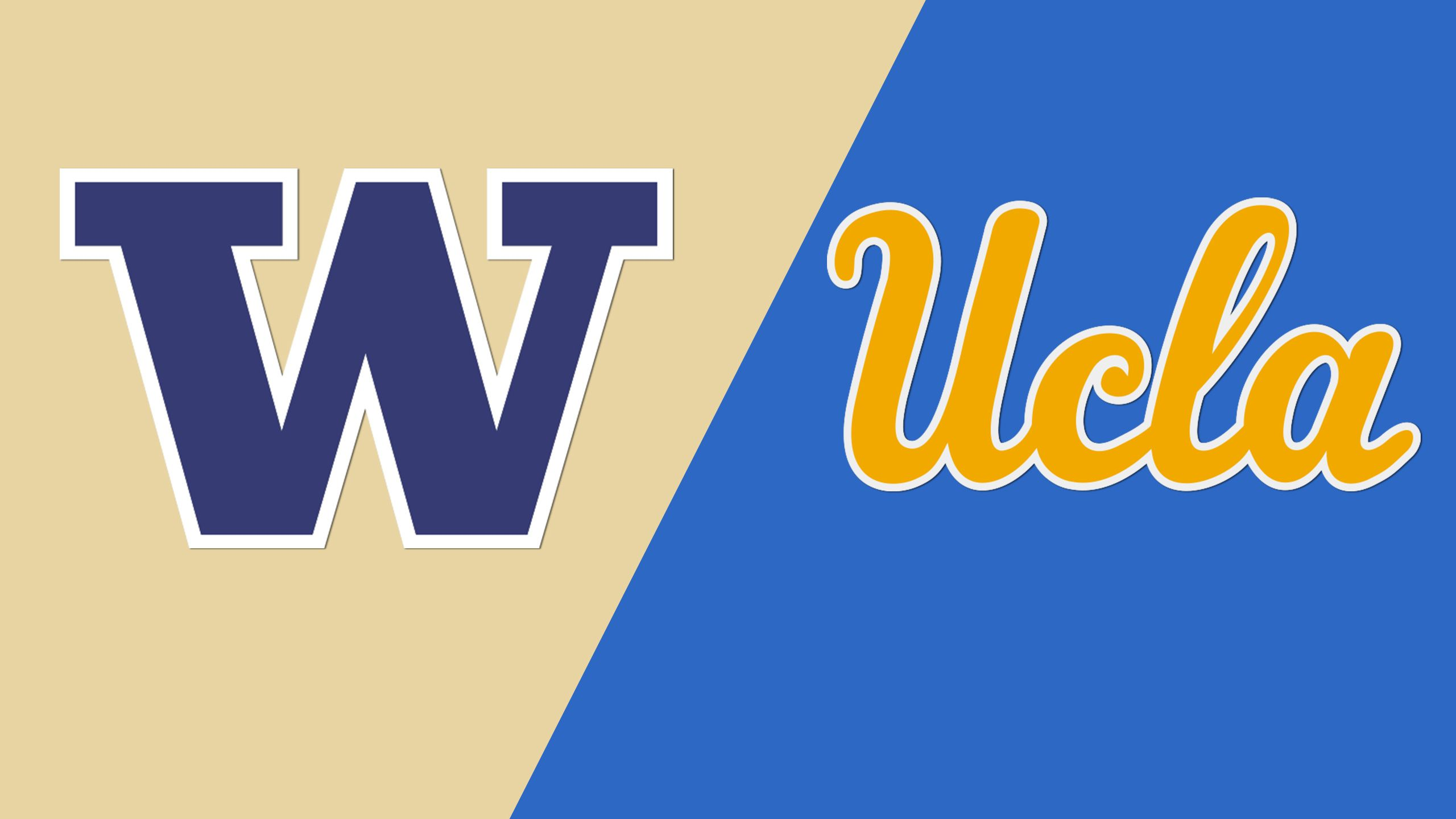 #1 Washington vs. #3 UCLA (Softball) (re-air)