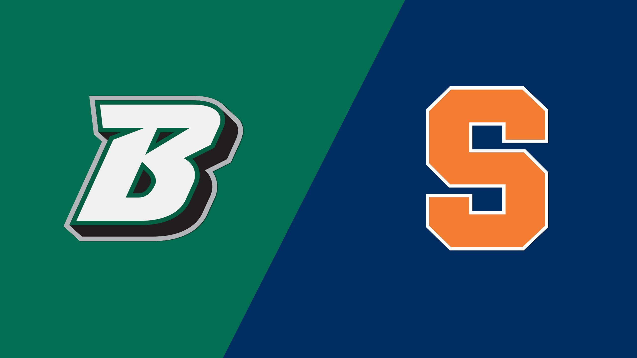 Binghamton vs. Syracuse (Softball)