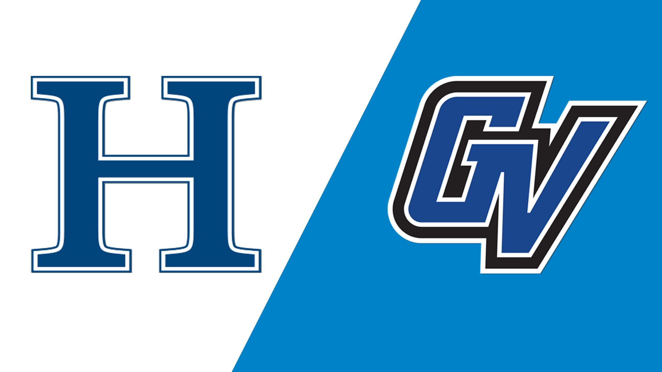 Hillsdale vs. Grand Valley State (Game #1)