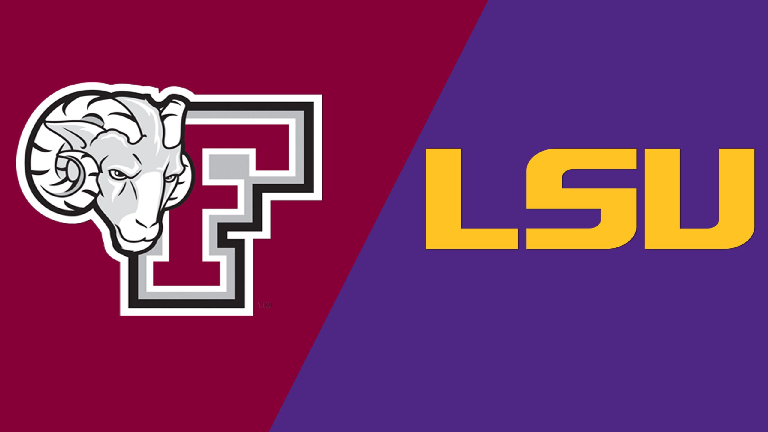 Fordham vs. #11 LSU (Site 9 / Game 2) (NCAA Softball Championship)