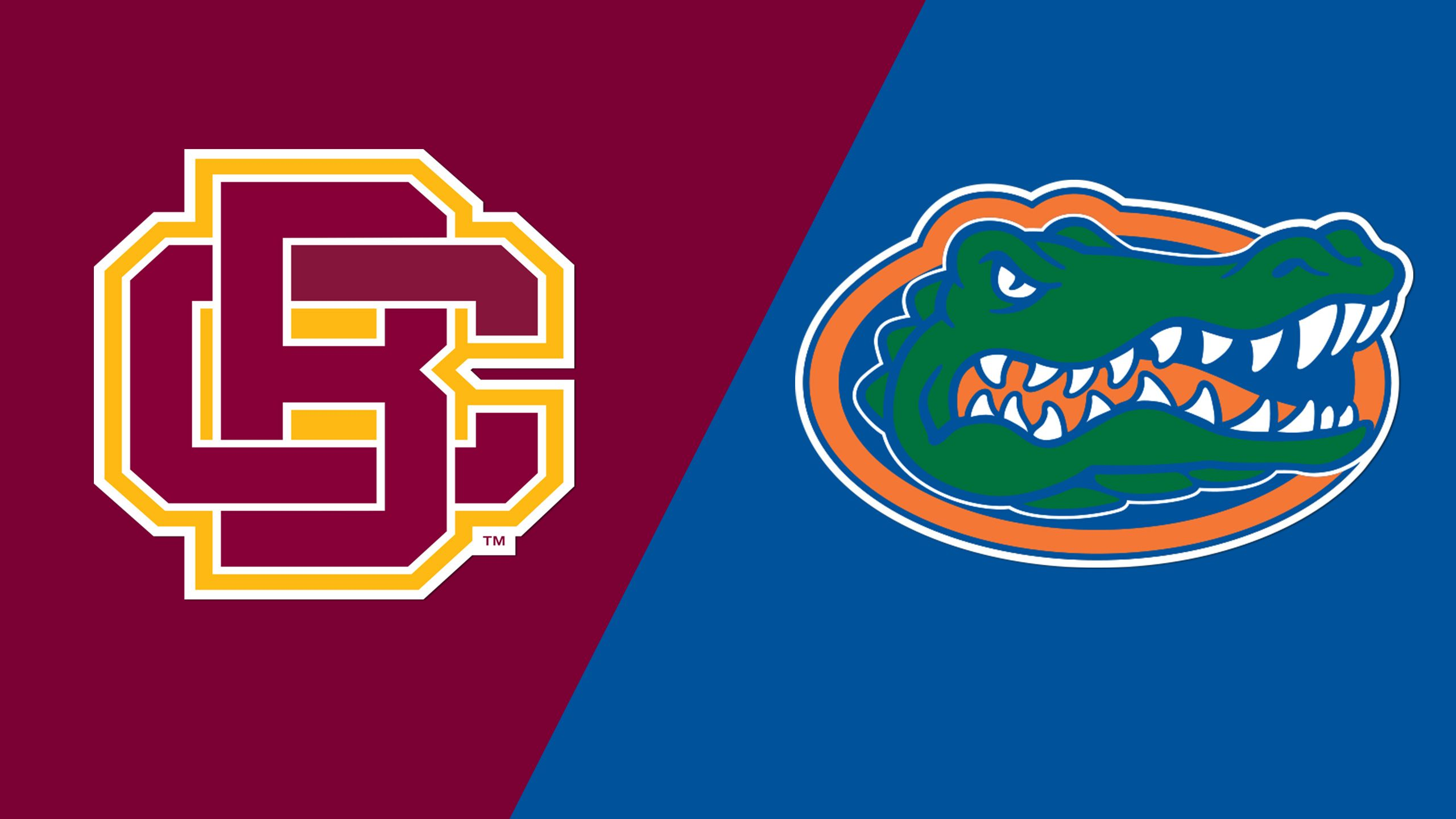 Bethune-Cookman vs. #2 Florida (Site 13 / Game 2) (NCAA Softball Championship)