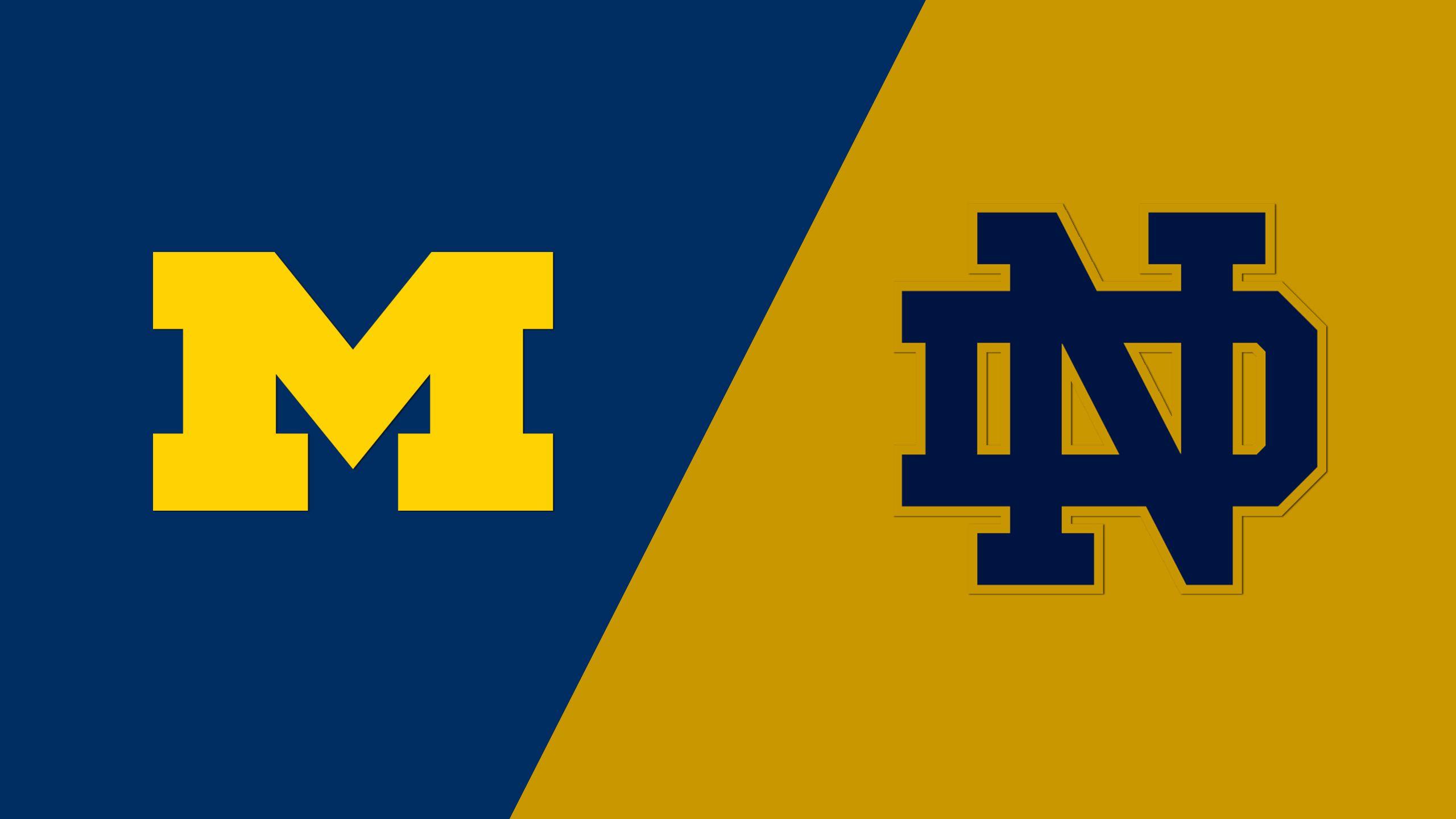 Michigan vs. Notre Dame (Site 2/Game 5) (NCAA Softball Championship)