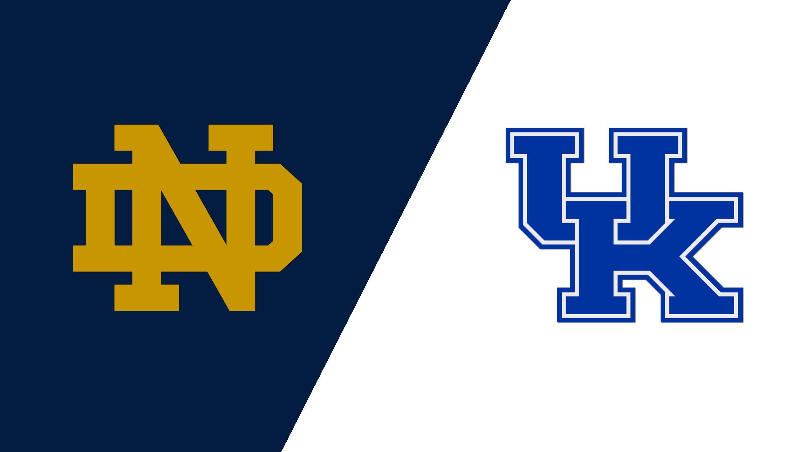 Notre Dame vs. #16 Kentucky (Site 2/Game 6) (NCAA Softball Championship)