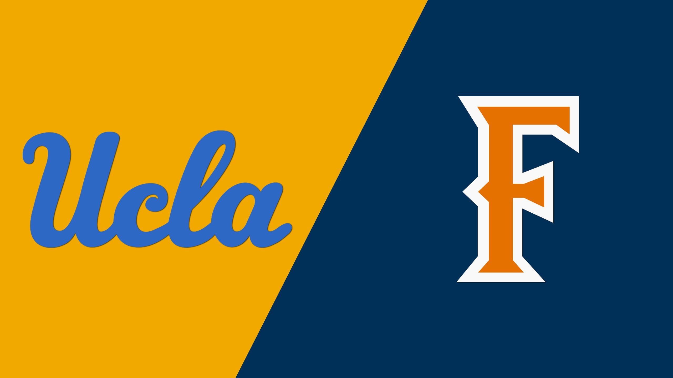 #3 UCLA vs. Cal State Fullerton (Site 6 / Game 3) (NCAA Softball Championship)