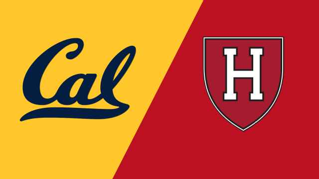 California vs. Harvard (Site 11/Game 4) (NCAA Softball Championship)