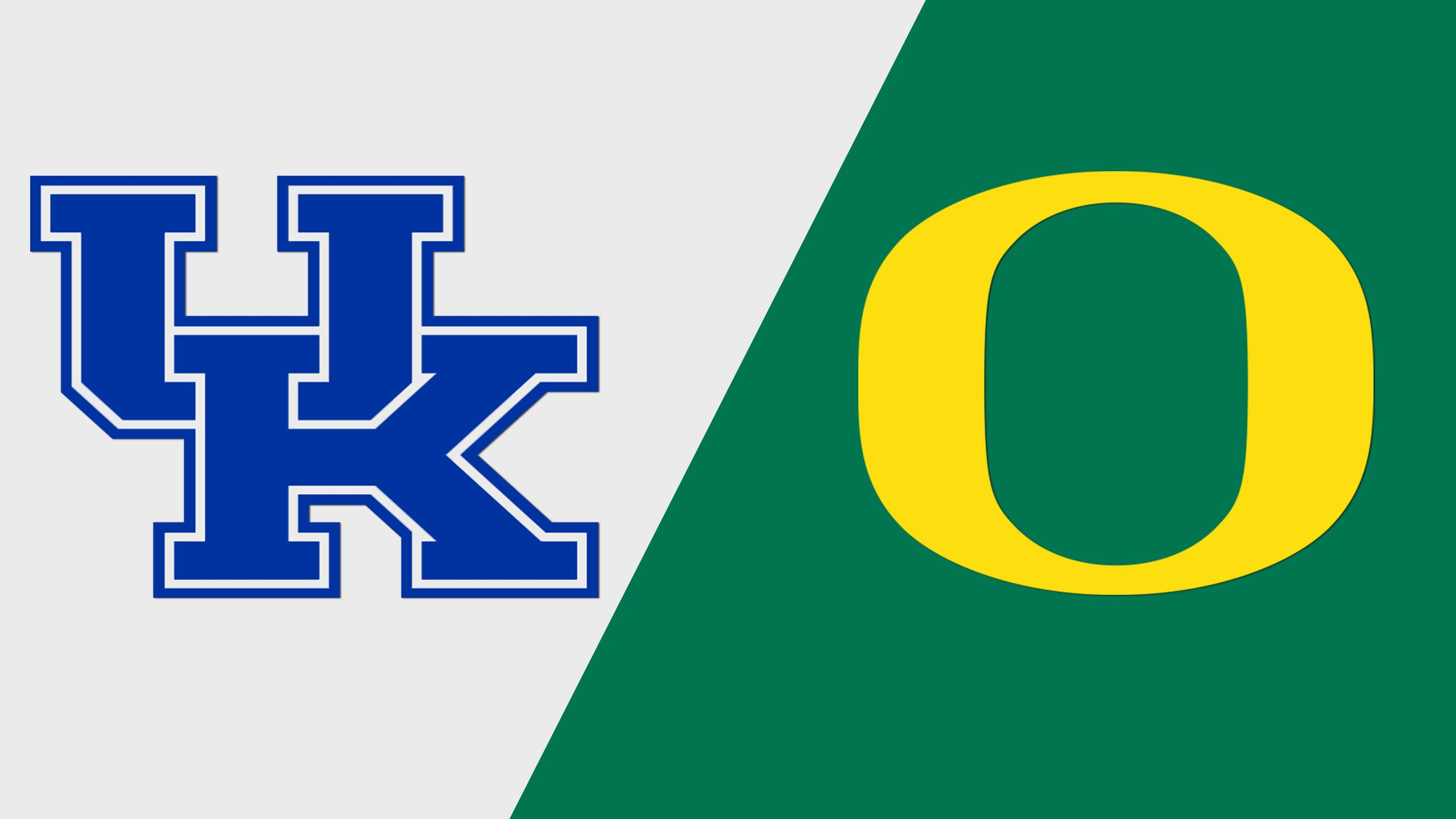 #16 Kentucky vs. #1 Oregon (Site 3 / Game 1) (NCAA Softball Championship)