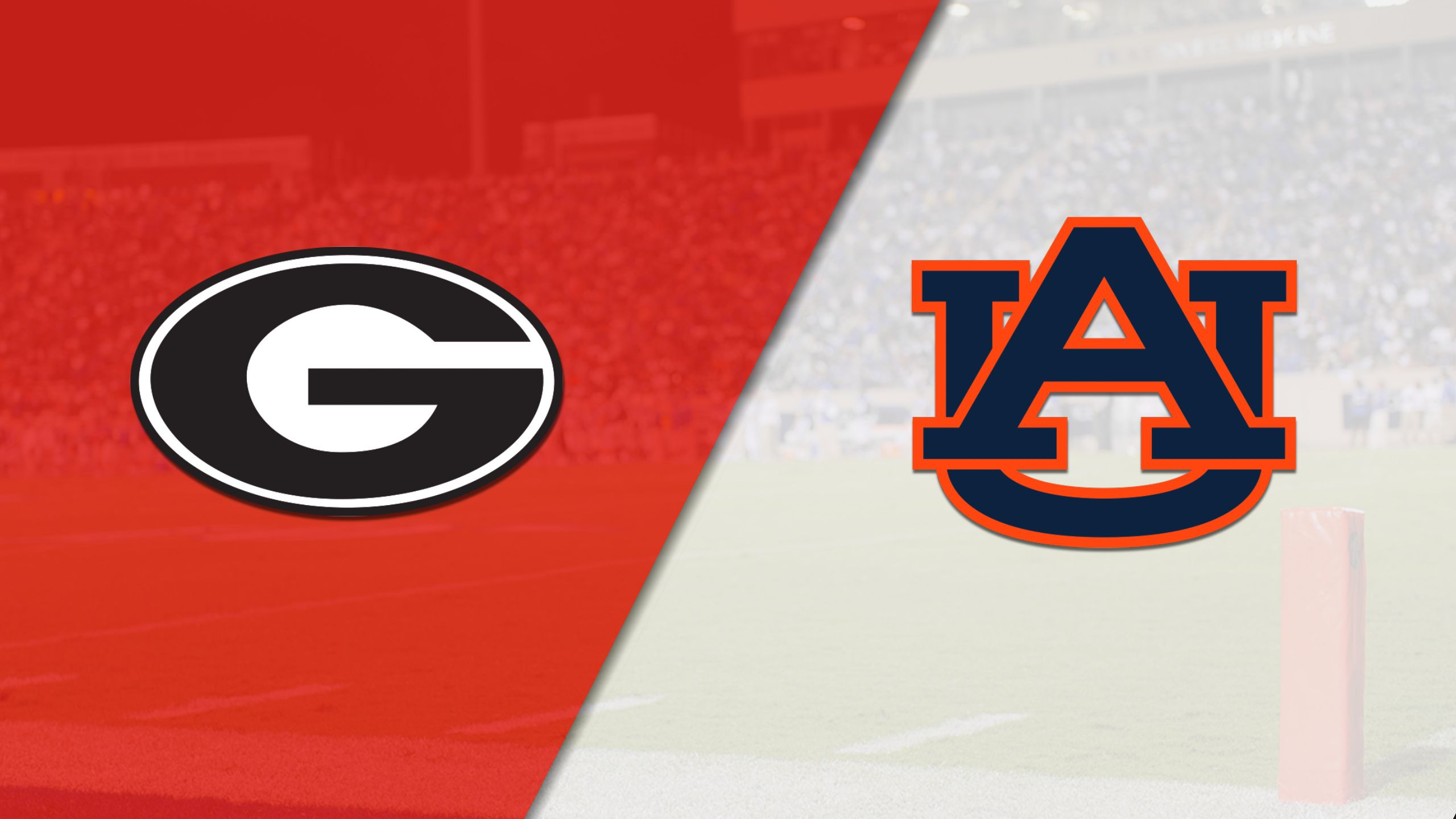 Georgia vs. Auburn (Football) (re-air)