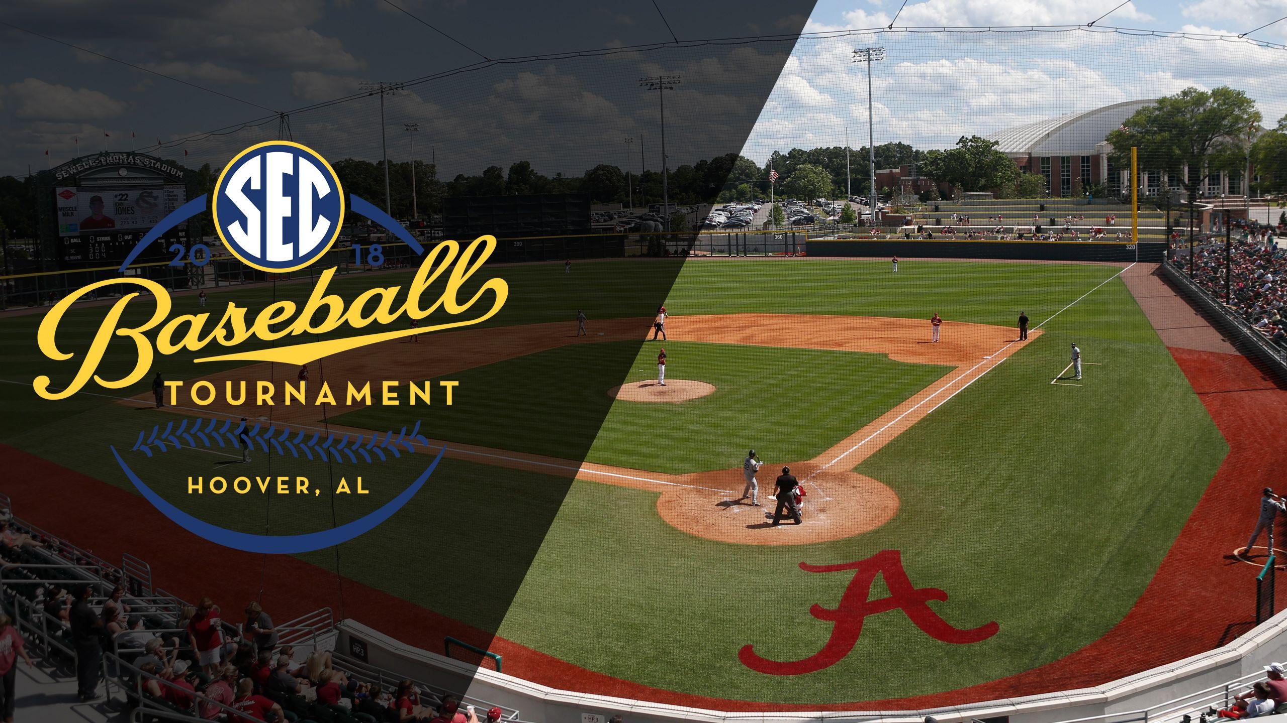 SEC Baseball Tournament Press Conference: Semifinal #1