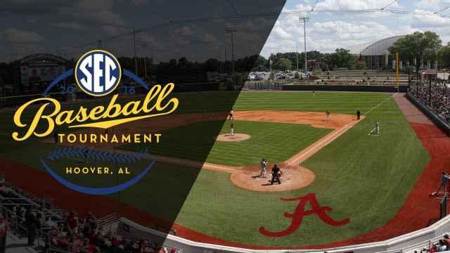 SEC Baseball Tournament Press Conference: Third Round