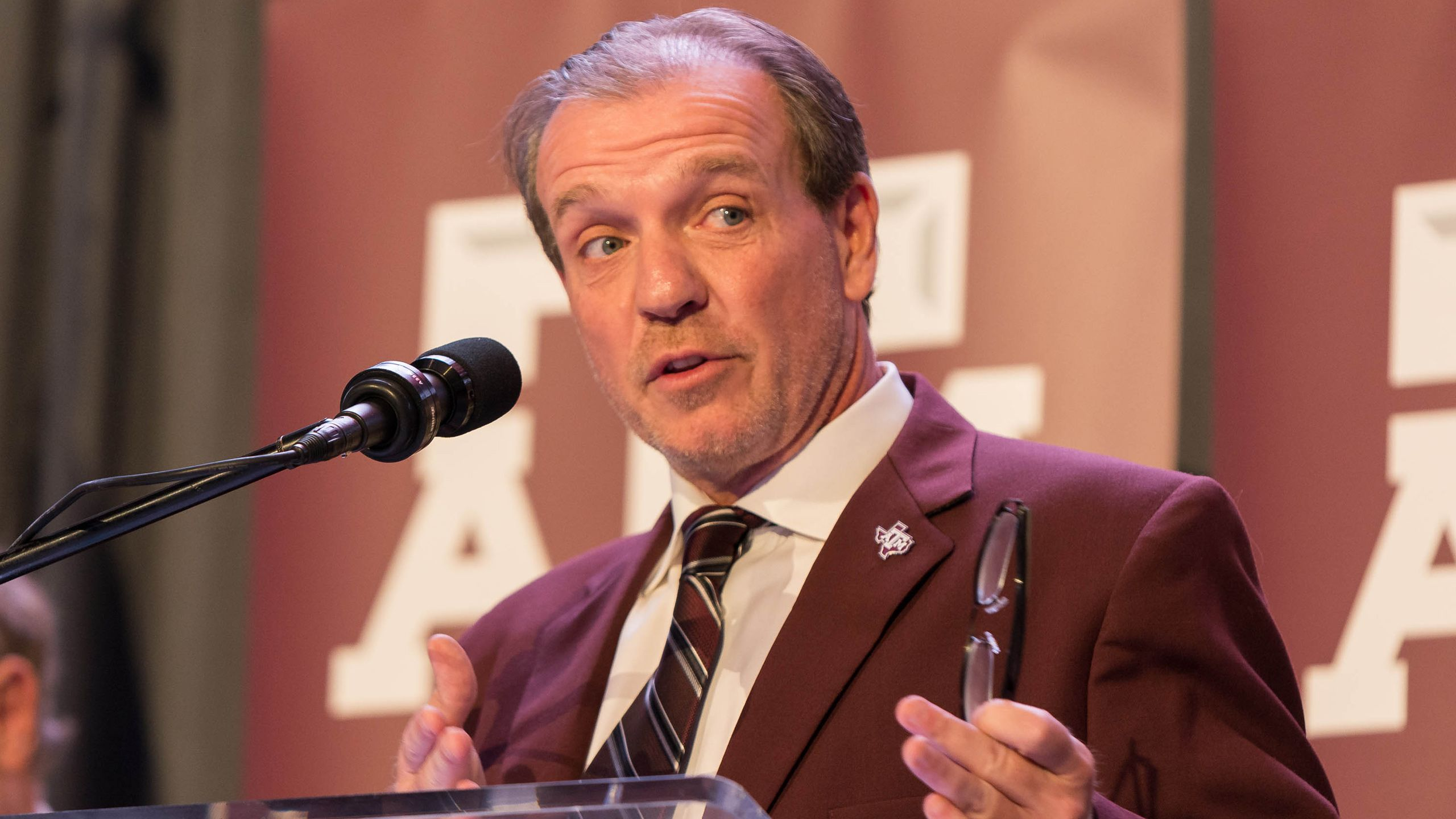 SEC Football Media Days - Jimbo Fisher