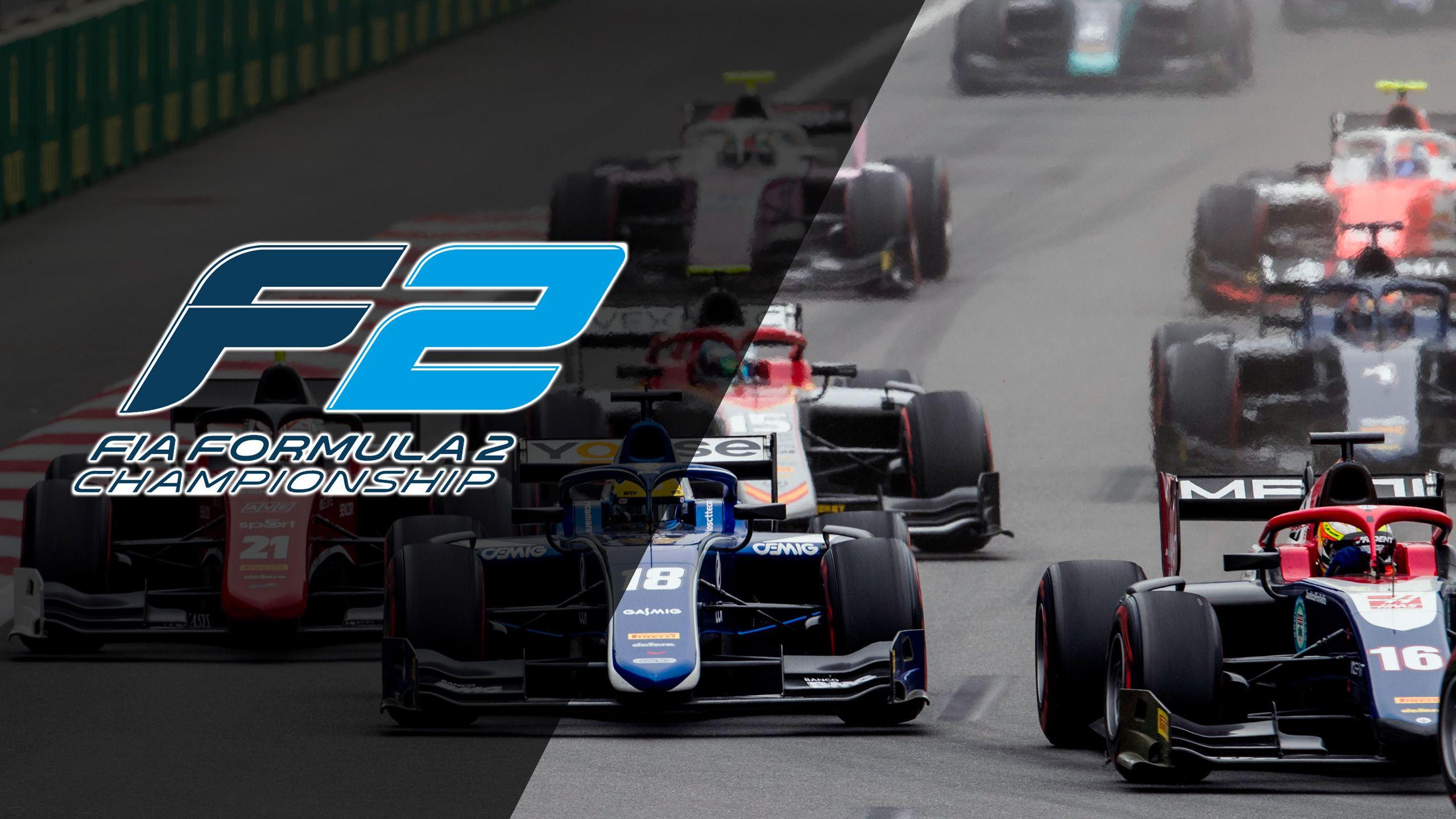 Formula 2 Azerbaijan Practice