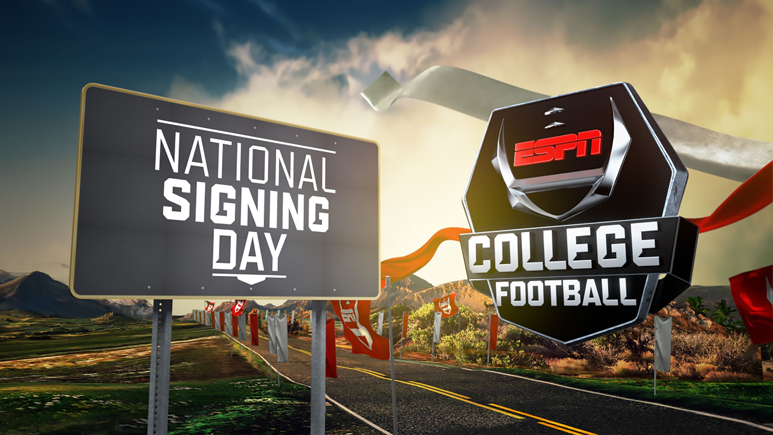 Wed, 2/7 - 2018 National Signing Day Special Presented by Nissan