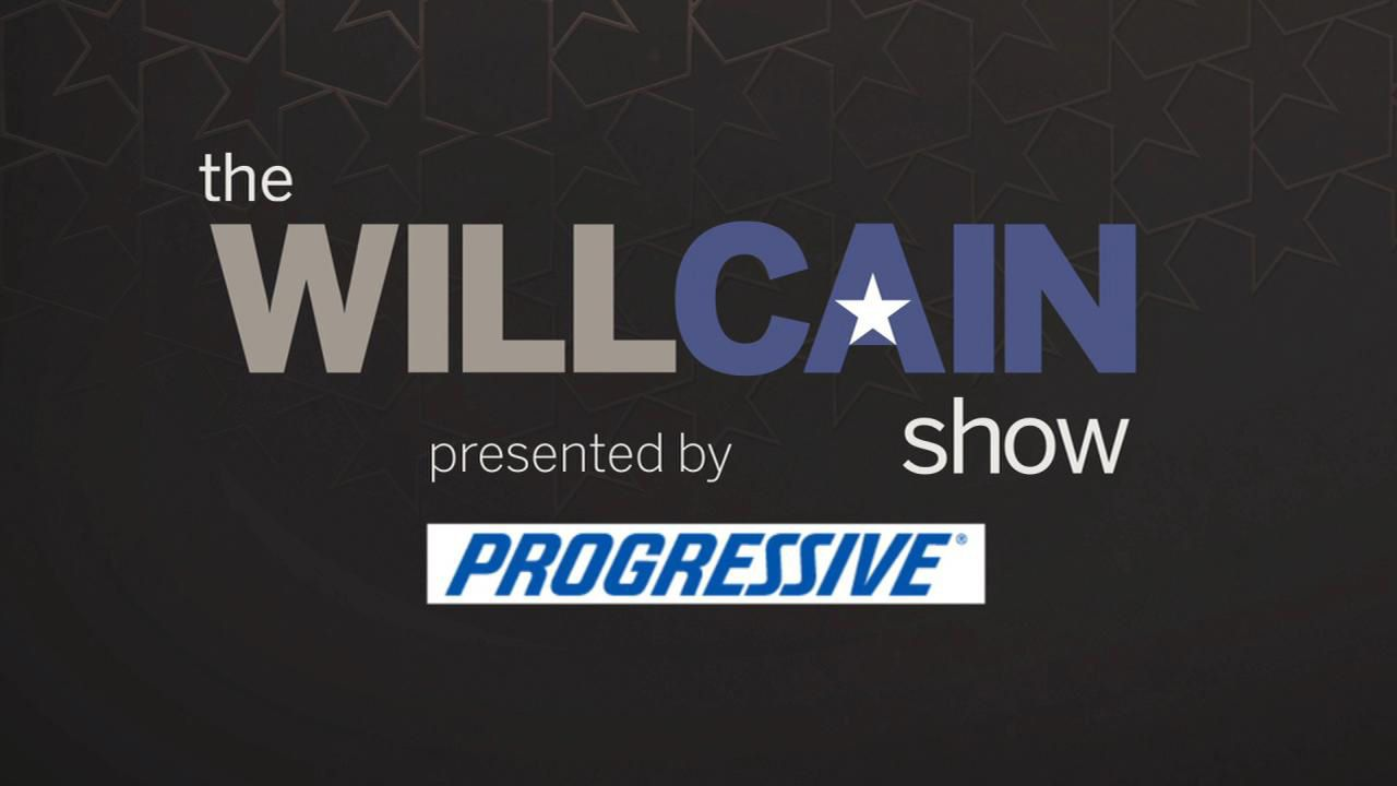 The Will Cain Show Presented by Progressive