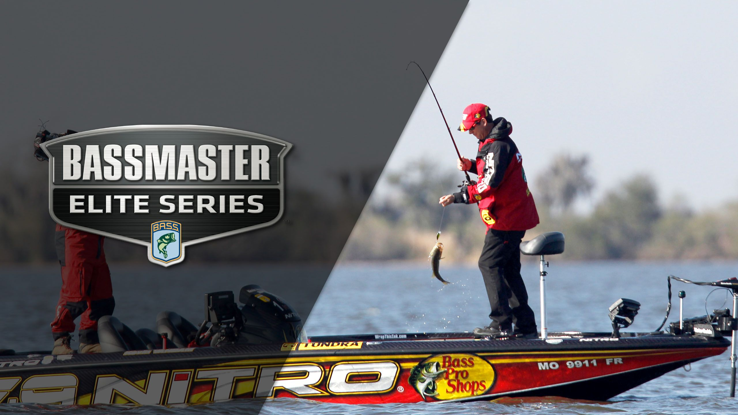 Bassmaster Elite Series at Sabine River