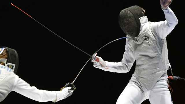 ACC Championship: Fencing