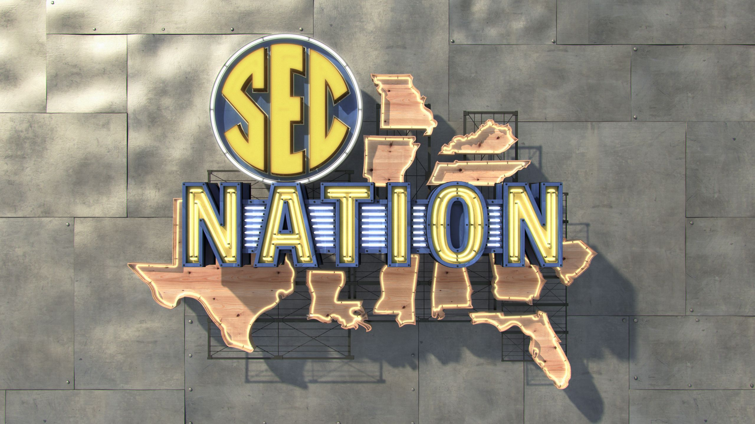 Sun, 7/15 - SEC Nation Presented by Regions Bank