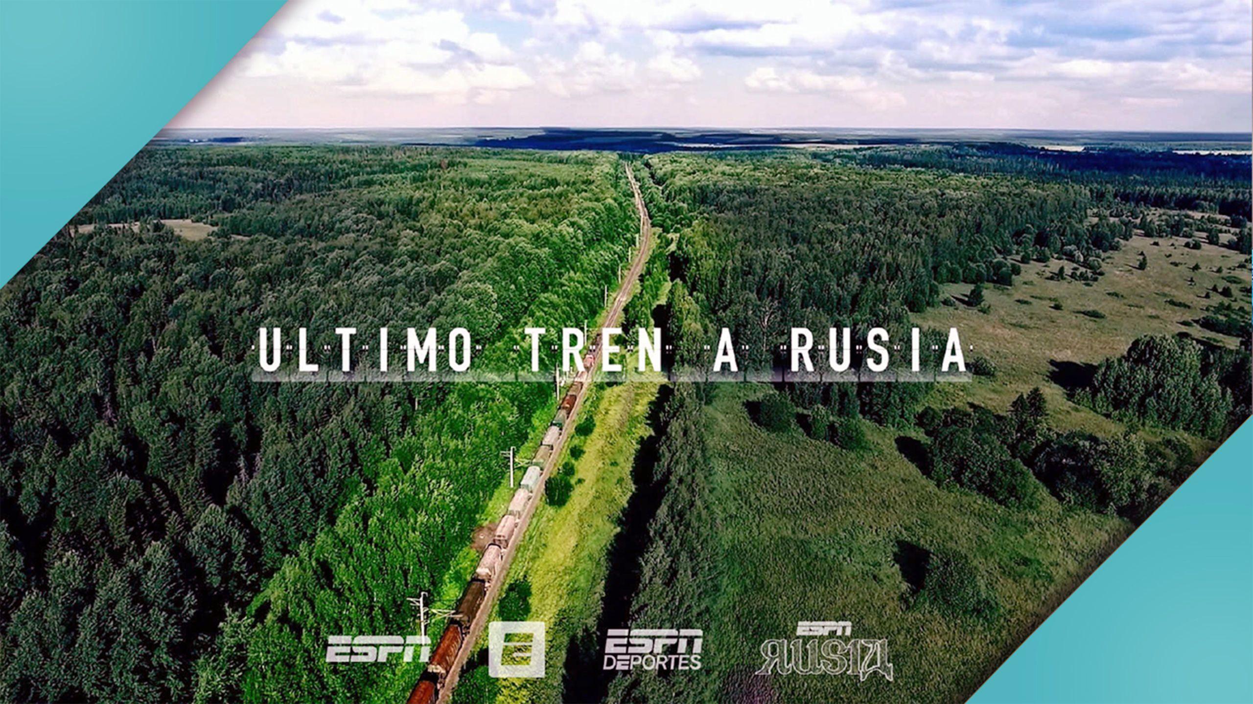 Último Tren A Rusia: Episodio 5: Kazán