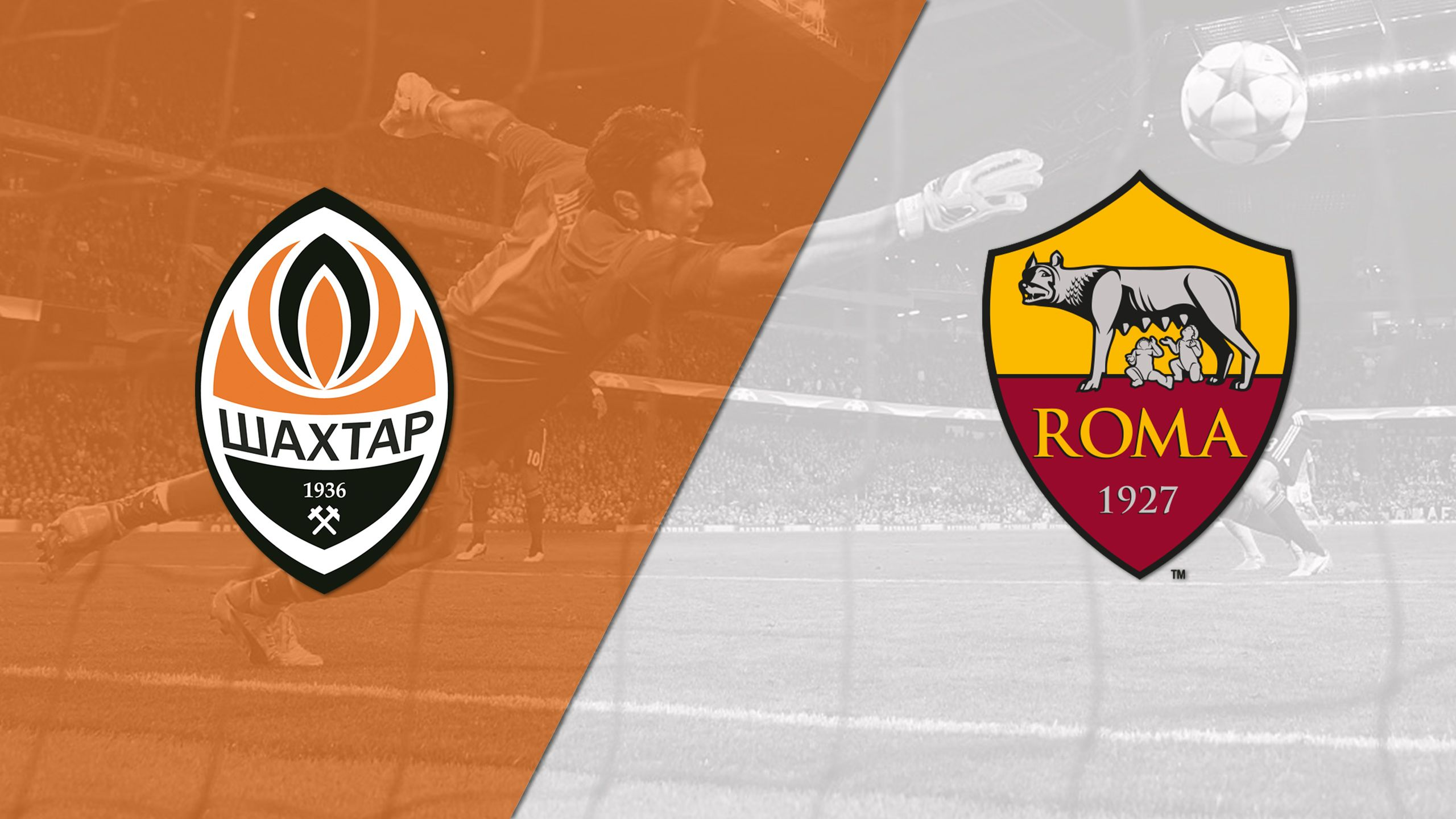 In Spanish - Shakhtar Donetsk vs. AS Roma (Round of 16, Leg 1) (UEFA Champions League)