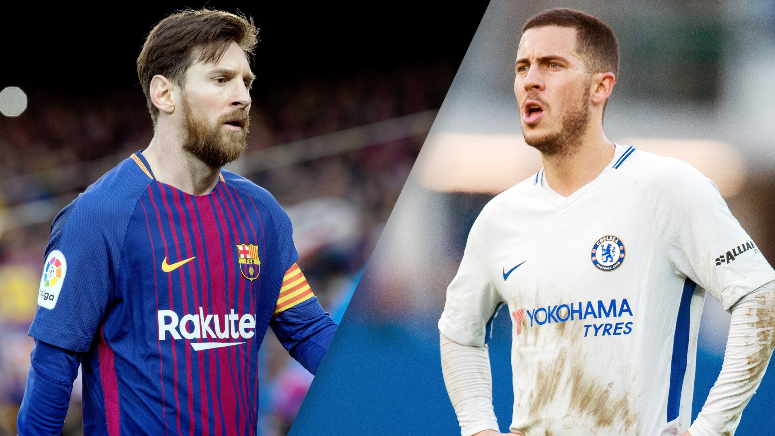 In Spanish - Barcelona vs. Chelsea (Round of 16, Leg 2) (UEFA Champions League) (re-air)