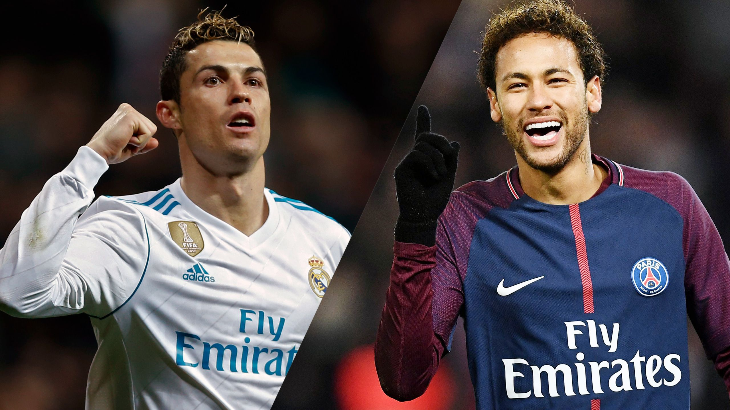In Spanish - Real Madrid vs. Paris Saint-Germain (Round of 16, Leg 1) (UEFA Champions League) (re-air)