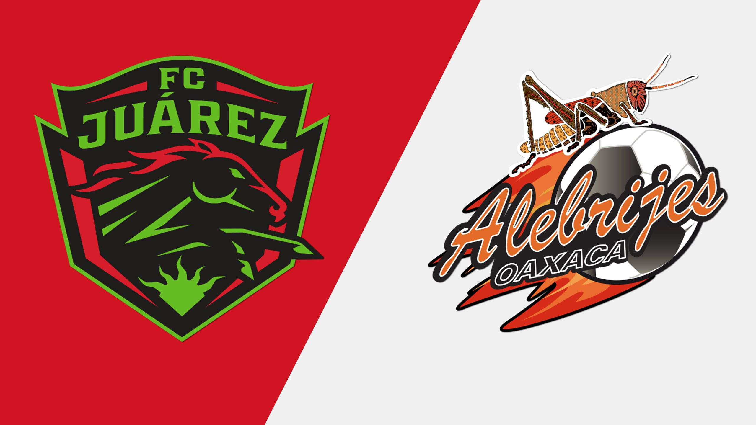 In Spanish - FC Juárez vs. Alebrijes de Oaxaca (Jornada 1) (Liga Bancomer)