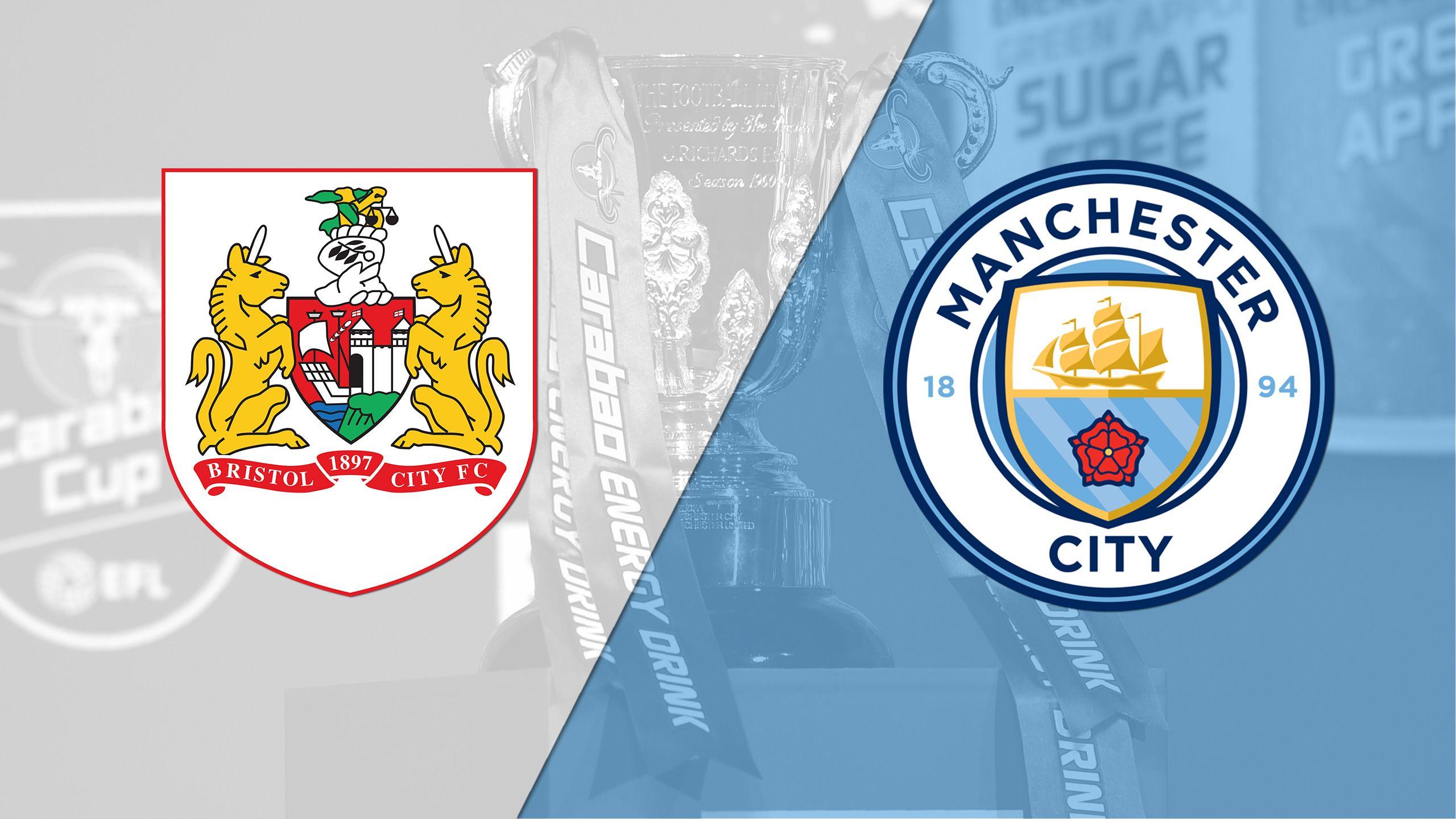Bristol City vs. Manchester City (Semi Finals - Leg 2) (Carabo Cup)