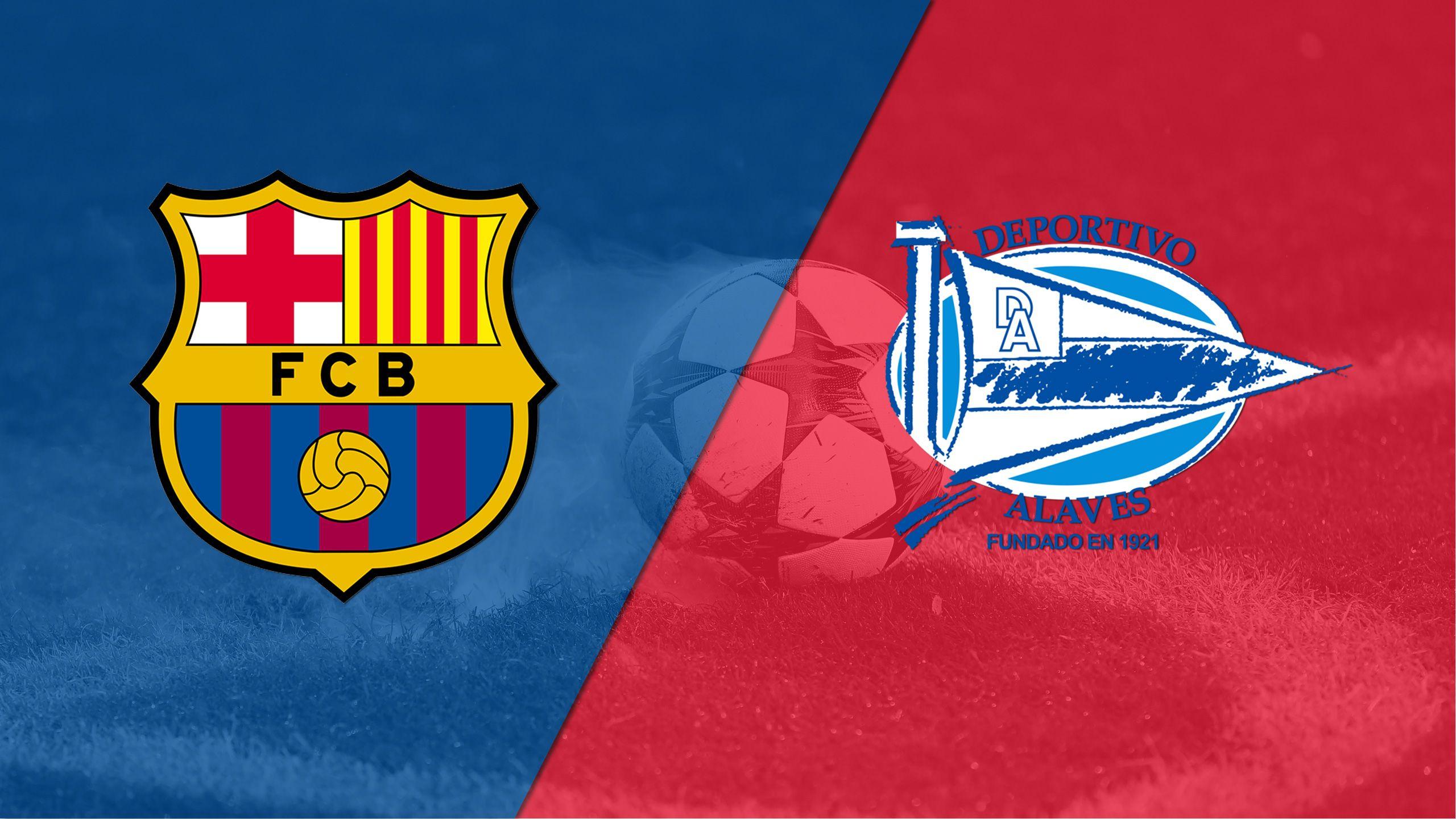 Barcelona vs. Alaves (Final) (Copa del Rey)