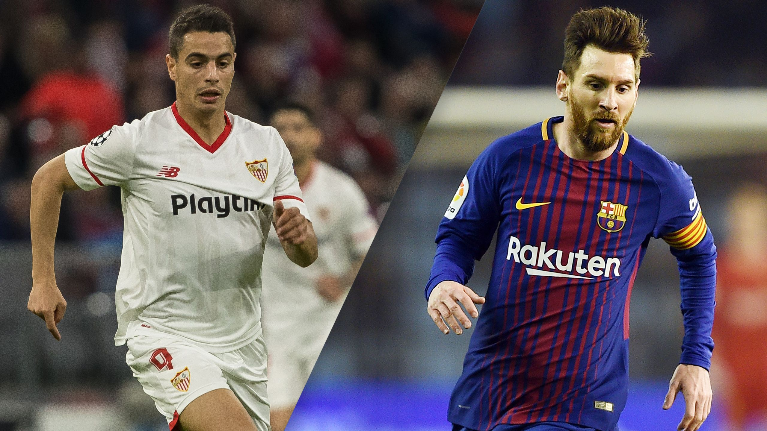 Sevilla vs. FC Barcelona (Final) (Copa del Rey) (re-air)